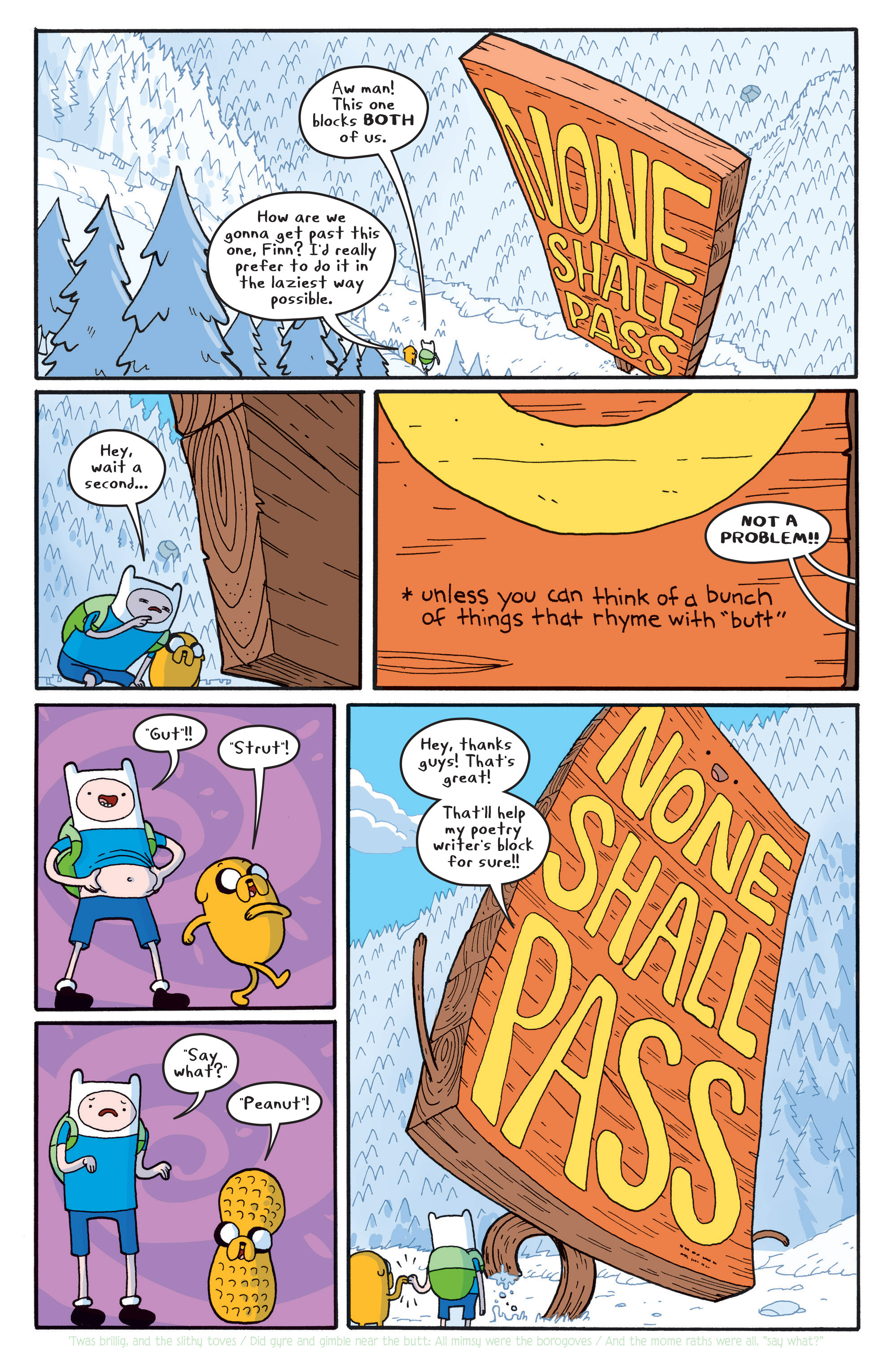Read online Adventure Time comic -  Issue #Adventure Time _TPB 2 - 14