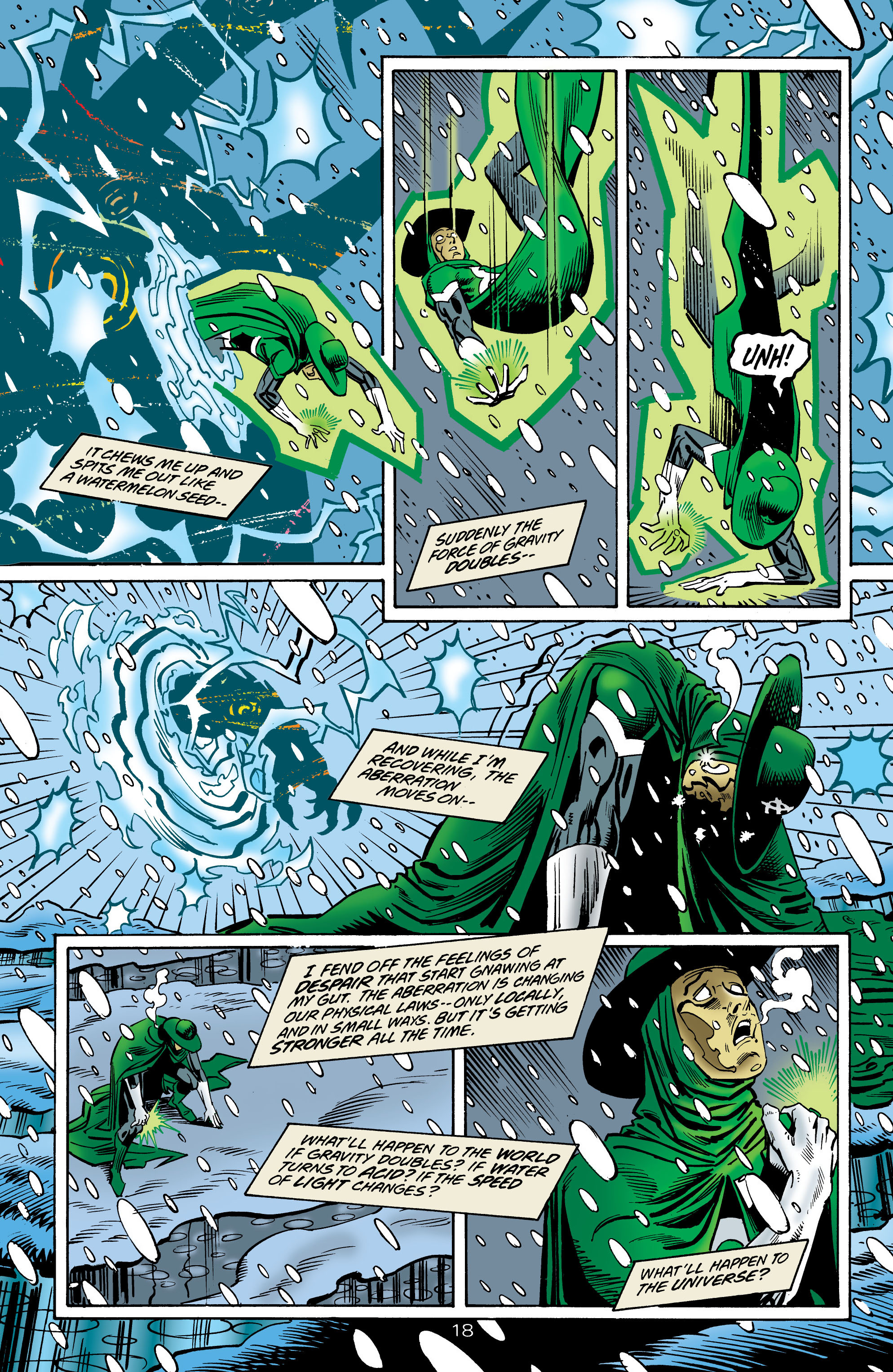Read online Anarky (1999) comic -  Issue #2 - 19
