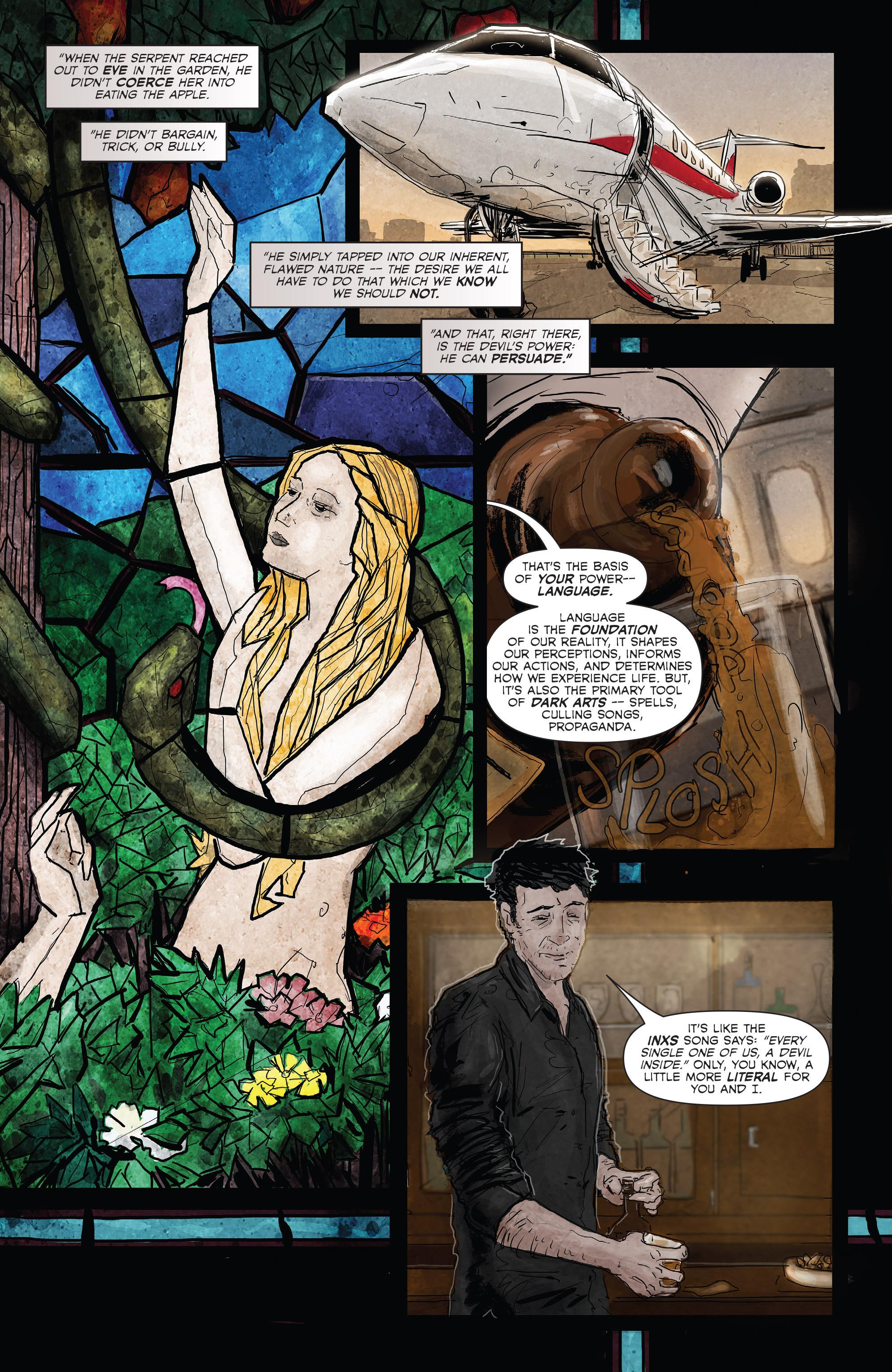 Read online Hoax Hunters (2012) comic -  Issue # TPB 3 - 20