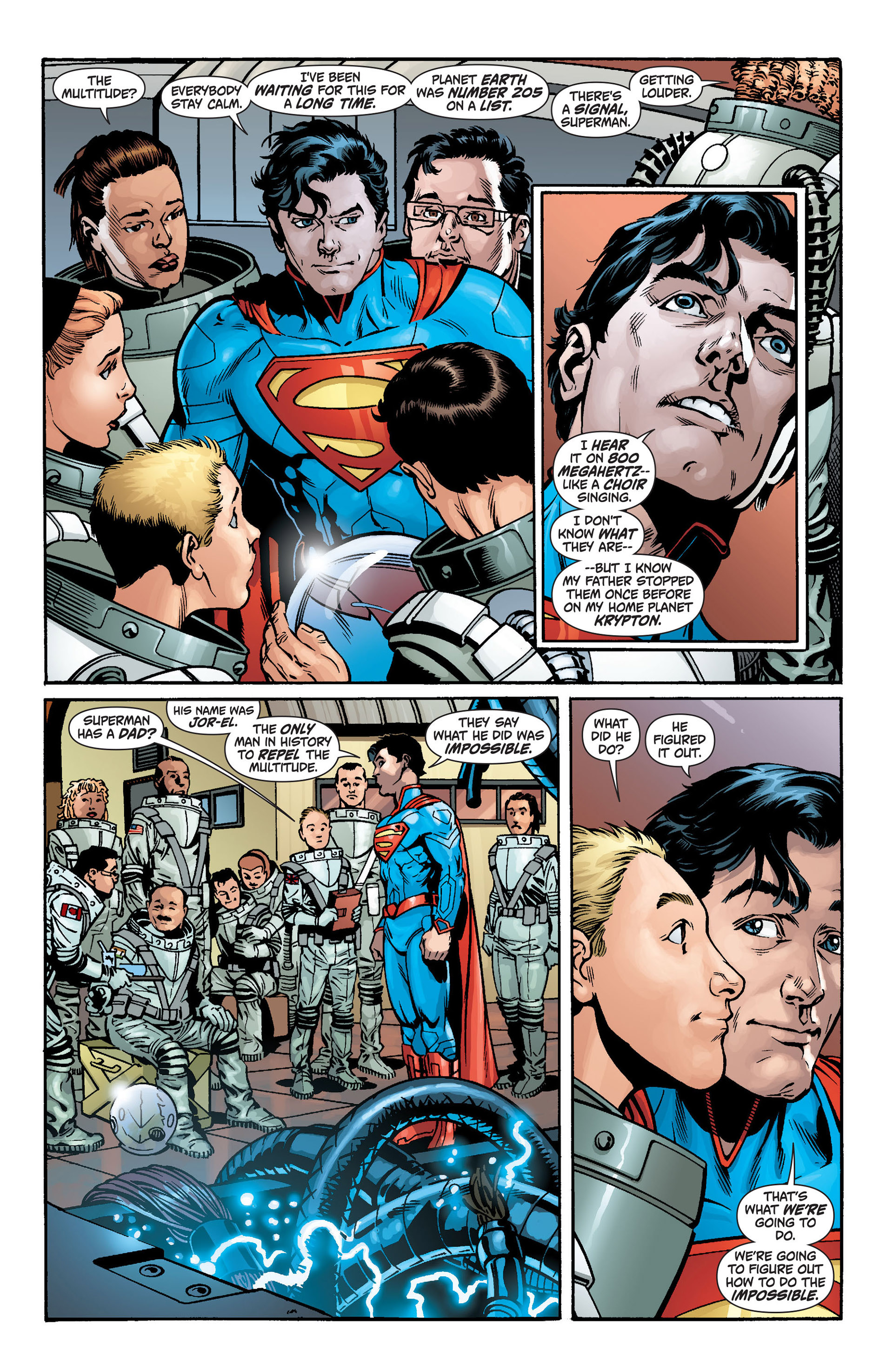 Read online Action Comics (2011) comic -  Issue #14 - 13