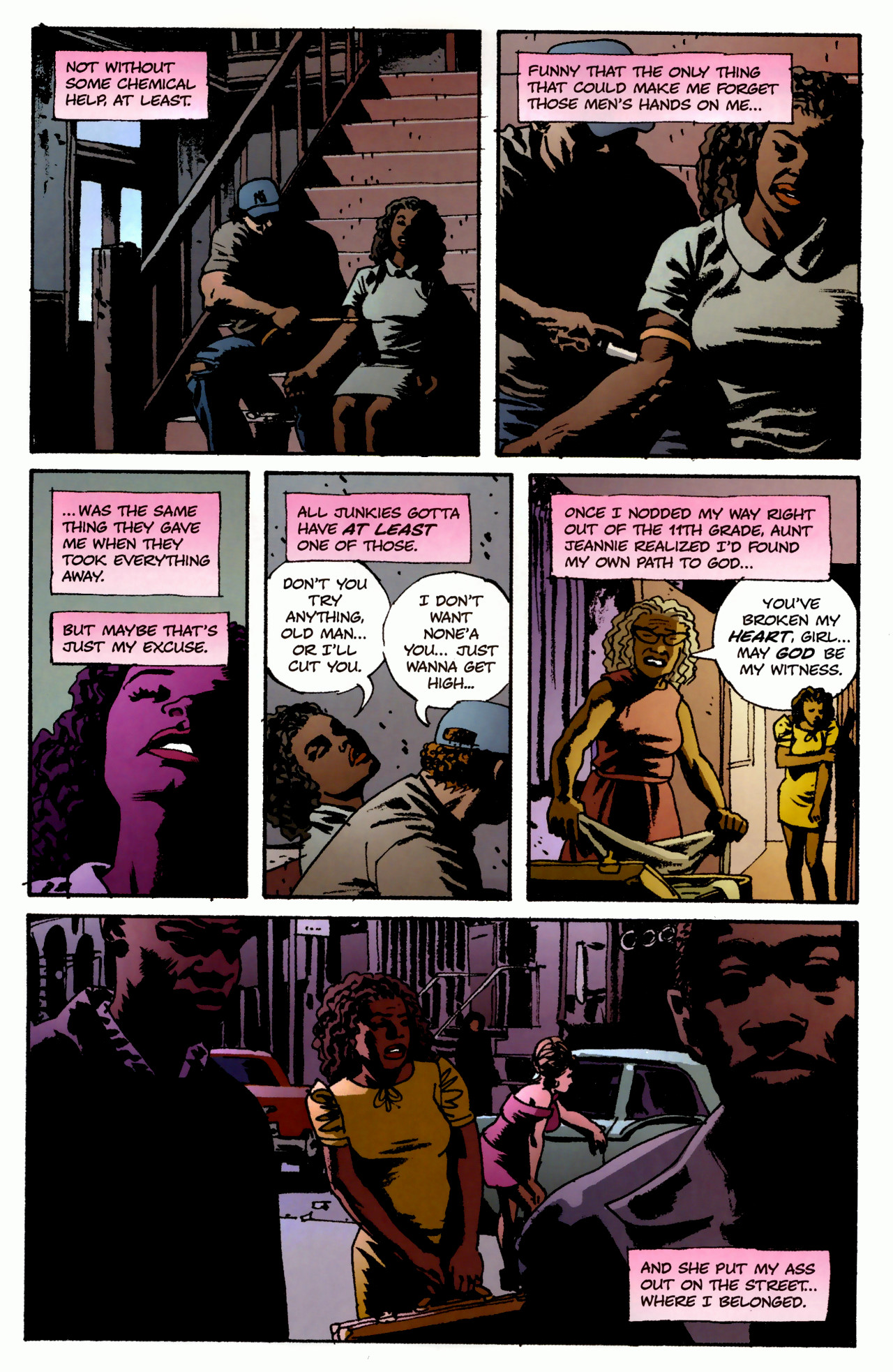 Read online Criminal (2008) comic -  Issue #3 - 16
