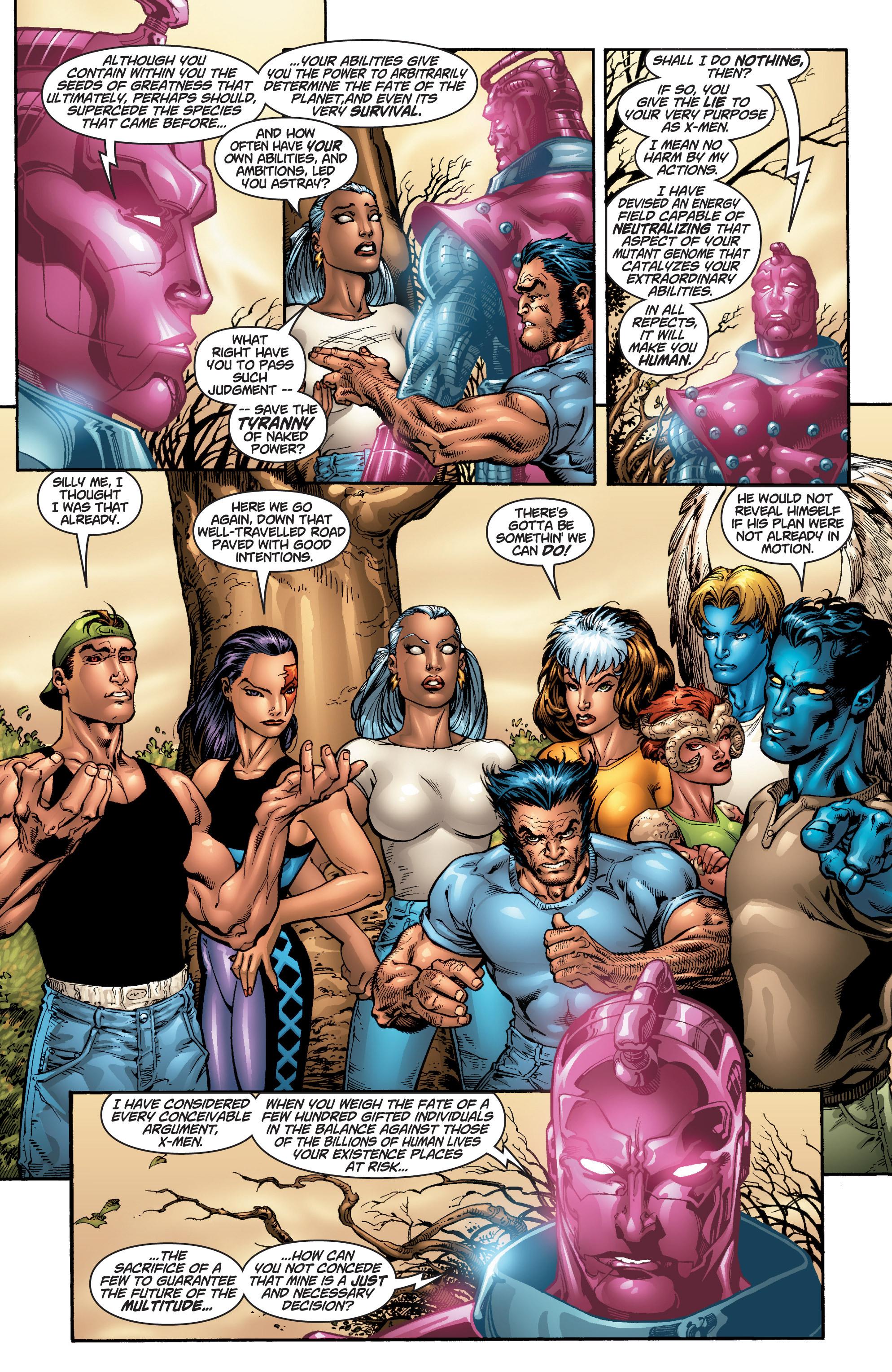 Read online Uncanny X-Men (1963) comic -  Issue #379 - 15