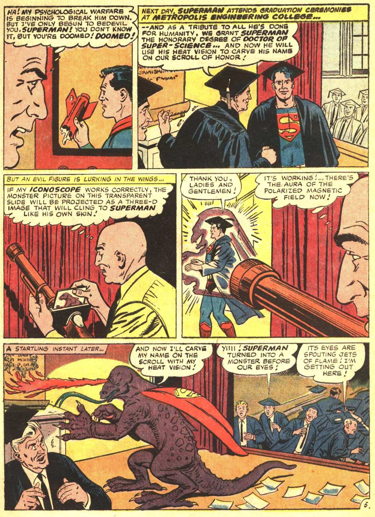 Read online Action Comics (1938) comic -  Issue #333 - 7
