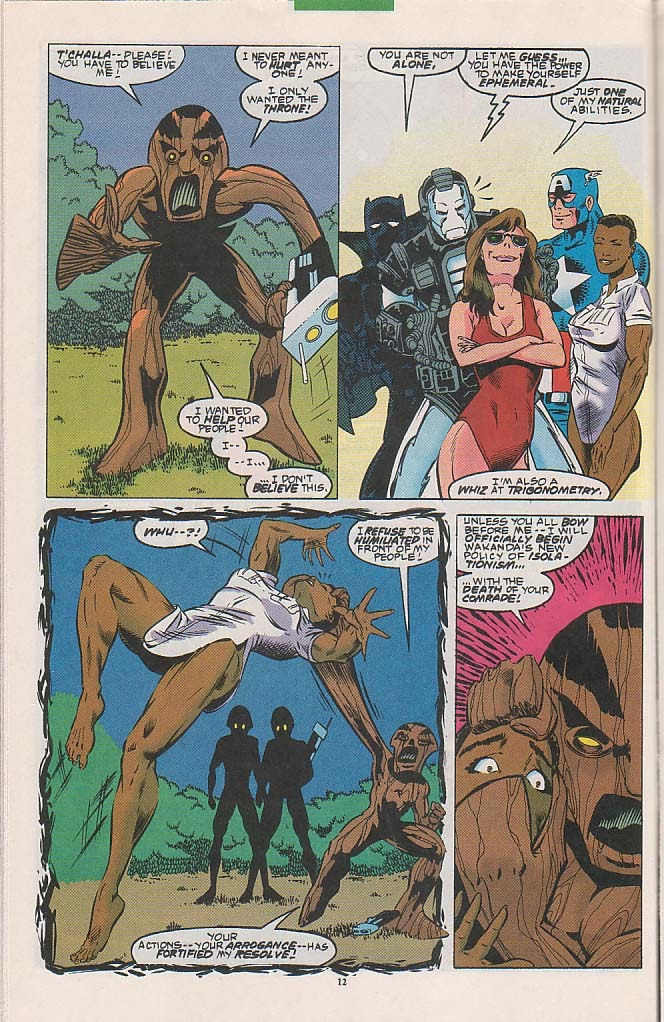 Excalibur (1988) issue 60 - Page 10