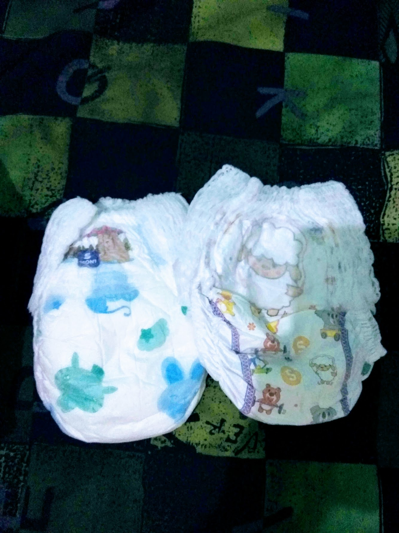 2018 Granits Blog Goon Smile Baby Pants L30 Kanan Kiri Sweety Silver