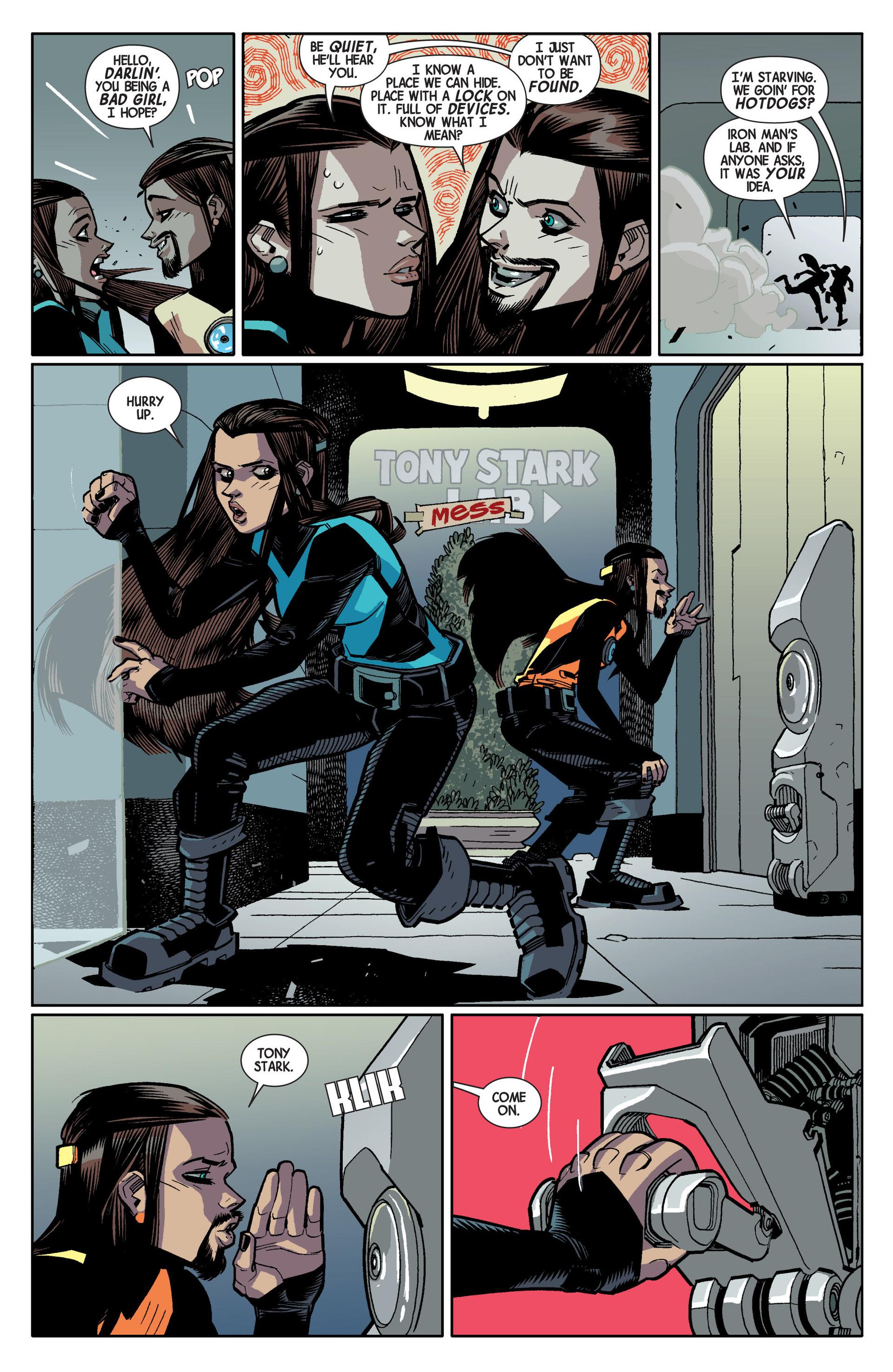 Read online Avengers (2013) comic -  Issue #Avengers (2013) _Annual 1 - 18
