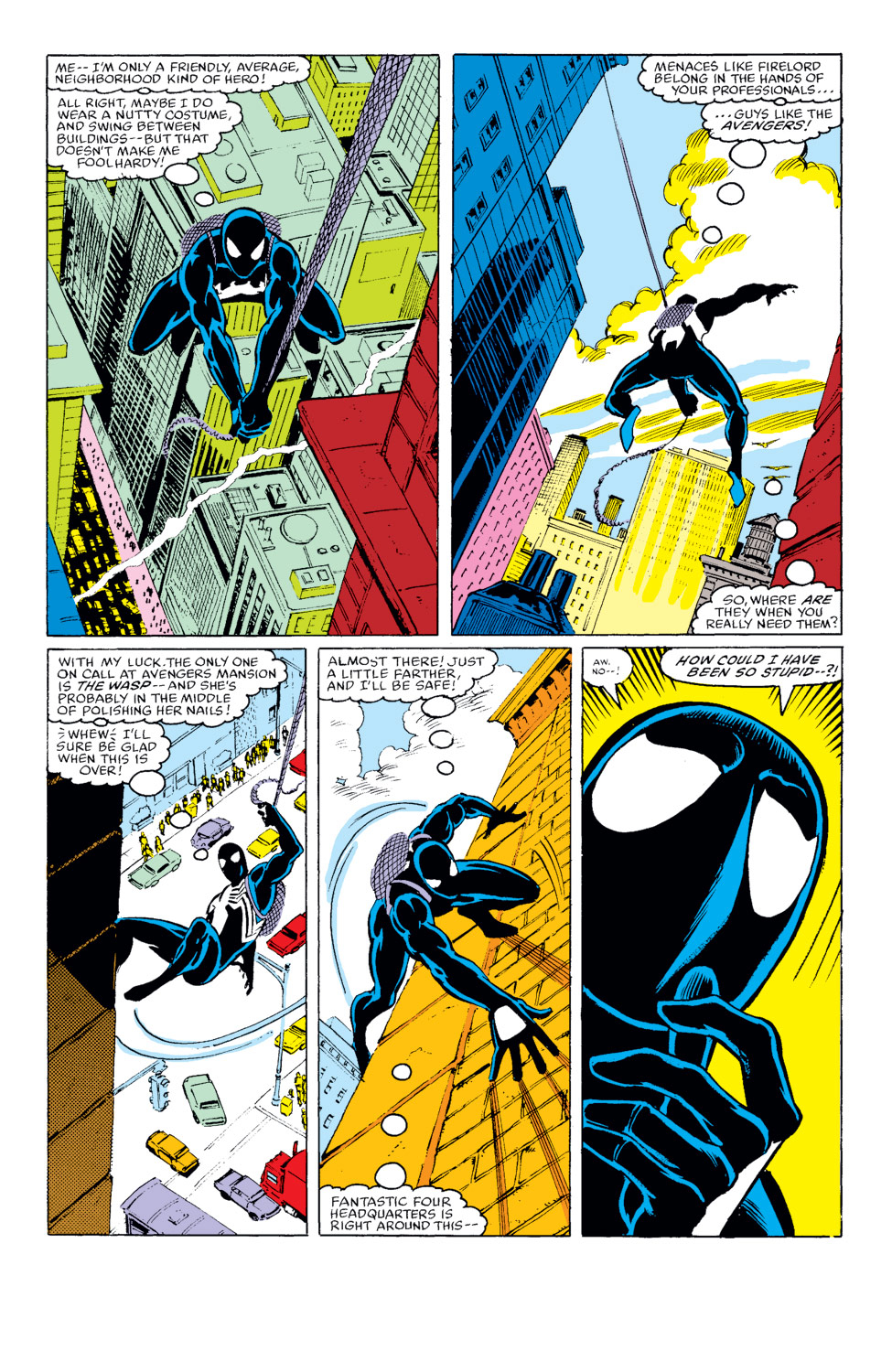 The Amazing Spider-Man (1963) 269 Page 19