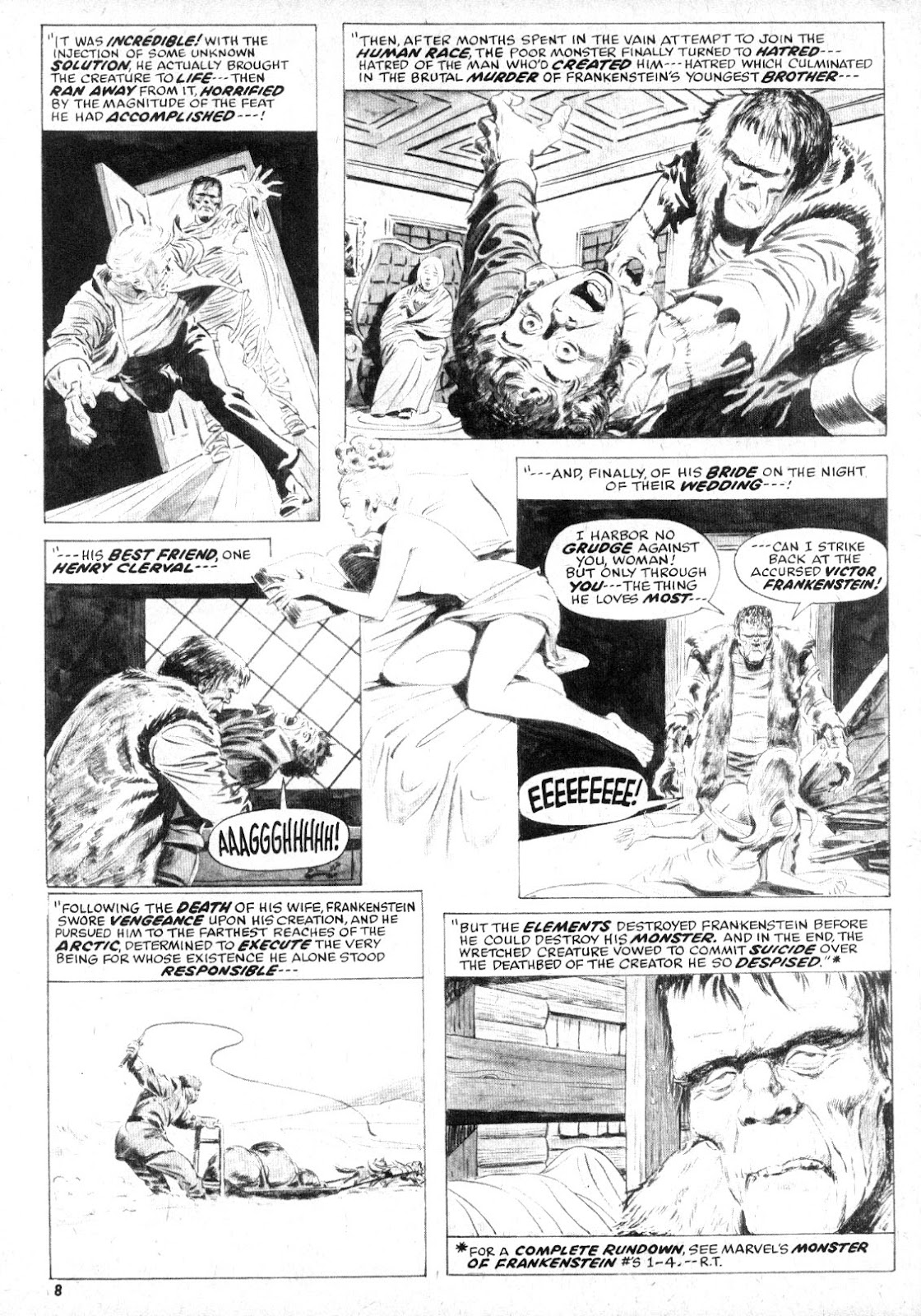 Monsters Unleashed (1973) issue 2 - Page 9