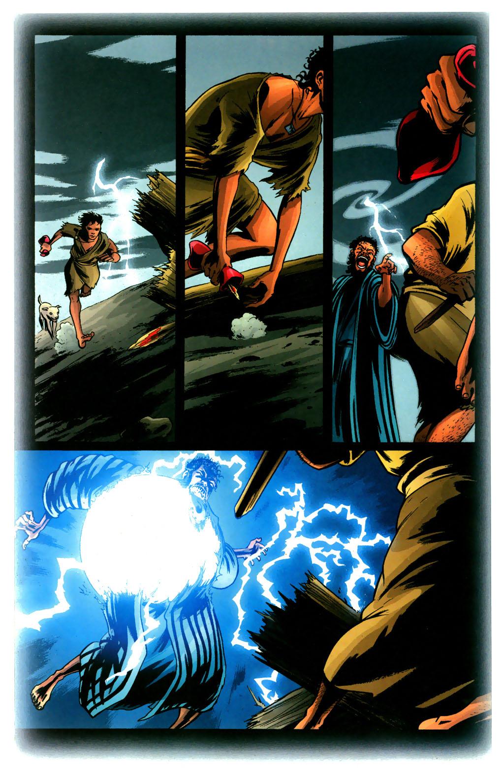Read online Fallen Angel (2003) comic -  Issue #9 - 13
