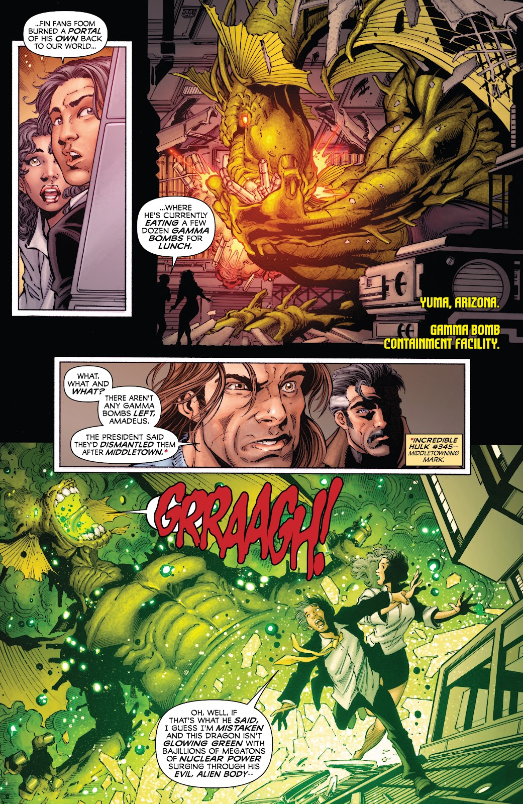 Read online Incredible Hulks (2010) comic -  Issue # _TPB Heart of the Monster - 113