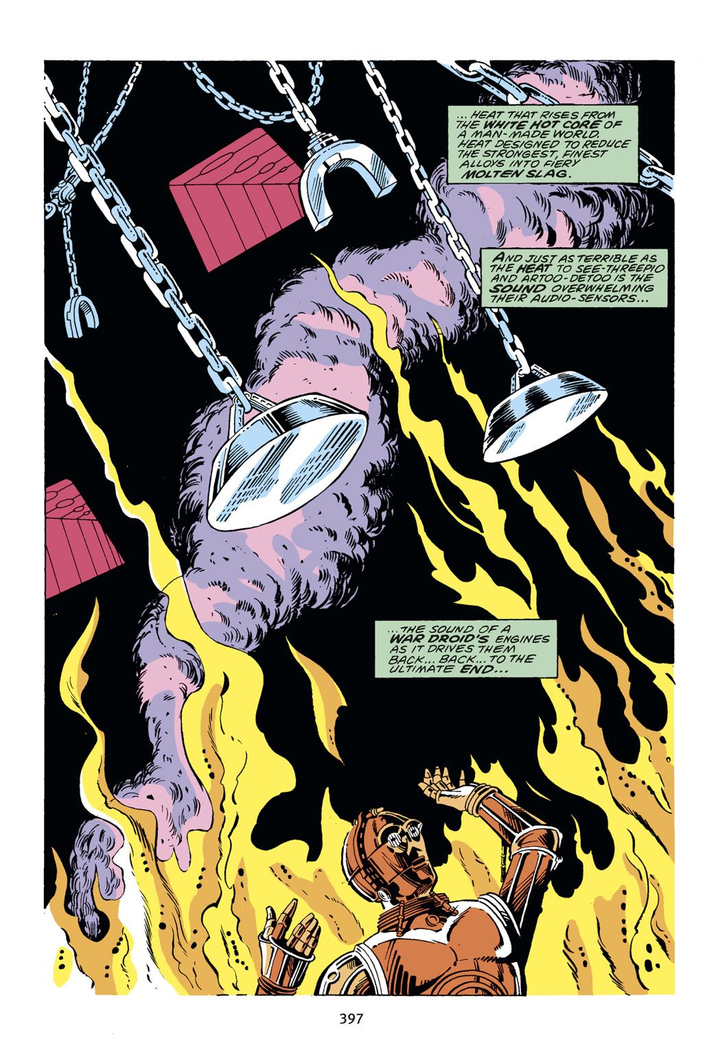 Read online Star Wars Omnibus comic -  Issue # Vol. 14 - 392