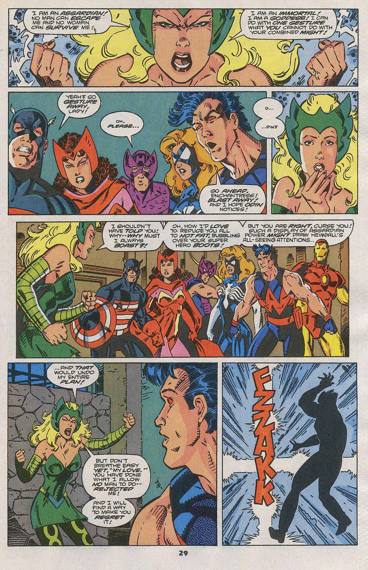 Read online Wonder Man (1991) comic -  Issue #2 - 23