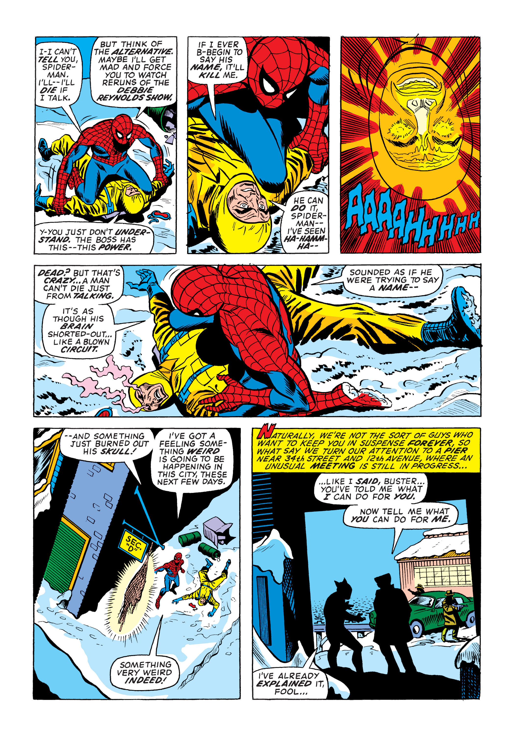 The Amazing Spider-Man (1963) 130 Page 4