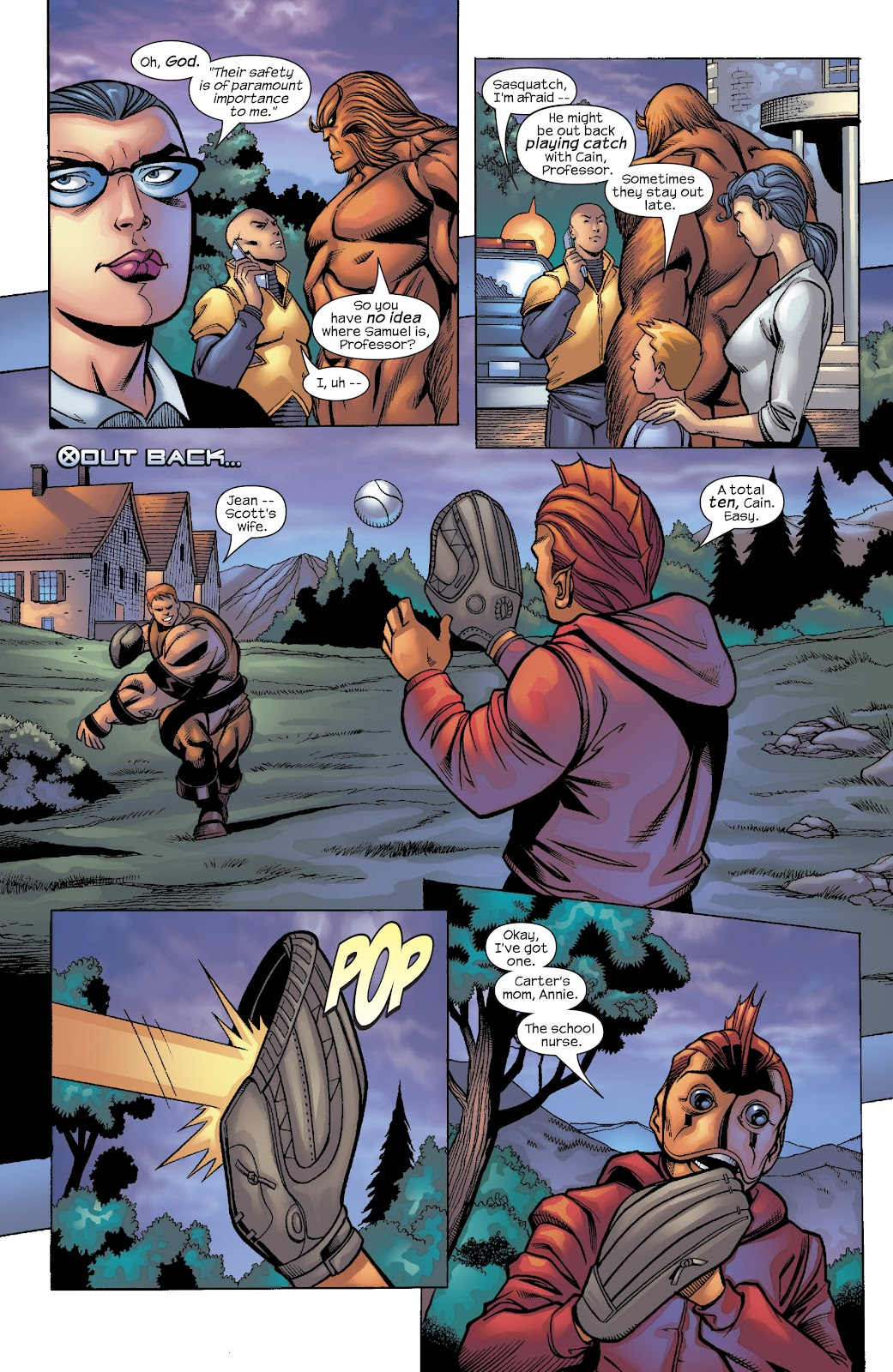Read online X-Men: Unstoppable comic -  Issue # TPB (Part 4) - 48