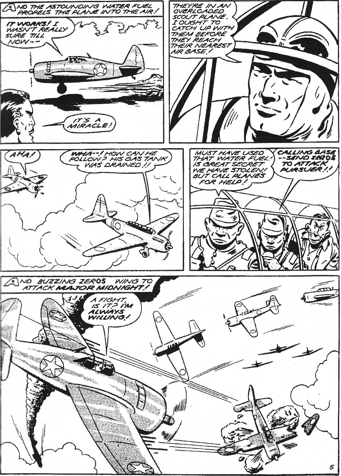 Captain Midnight (1942) issue 11 - Page 6