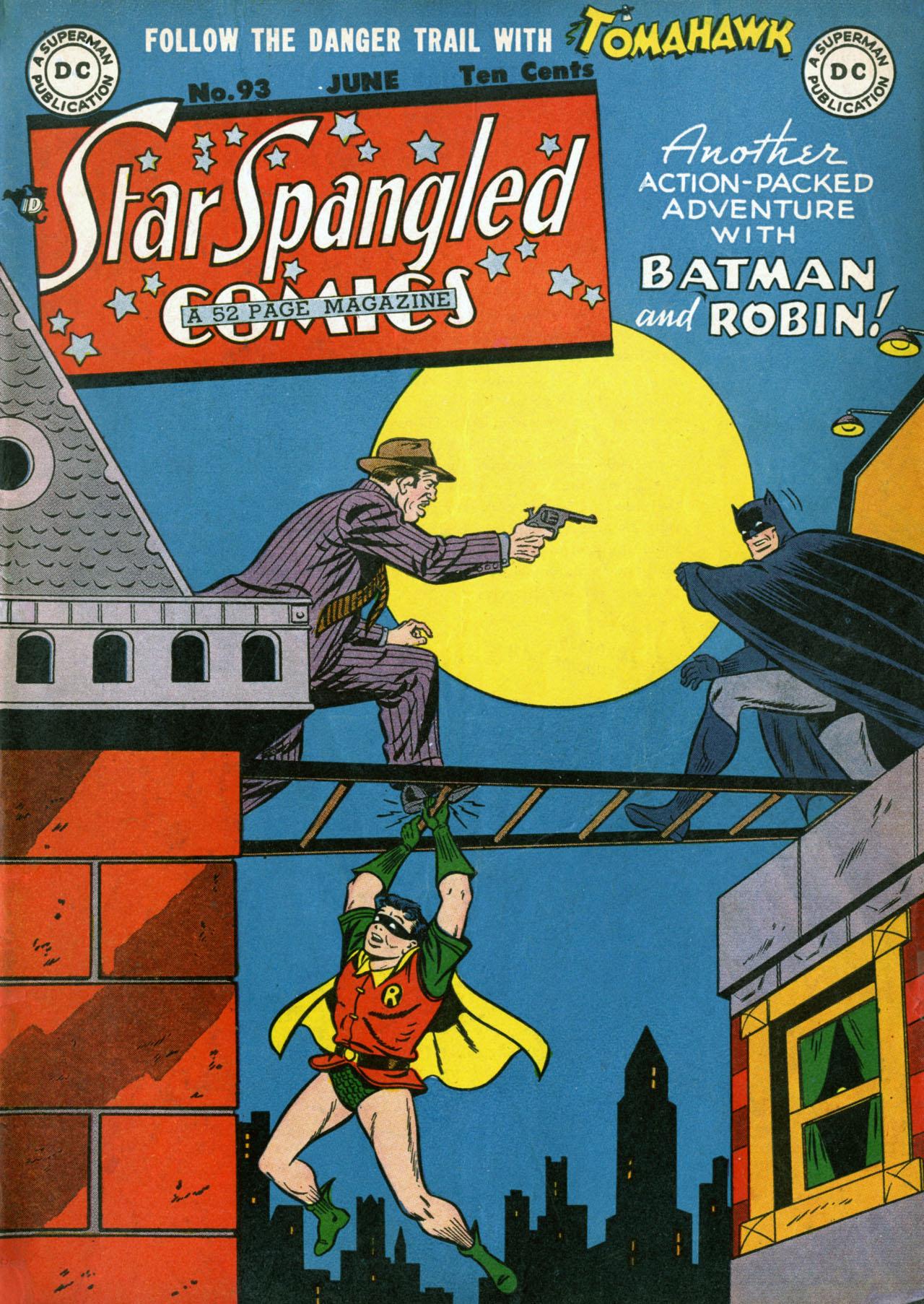 Star Spangled Comics (1941) 93 Page 1