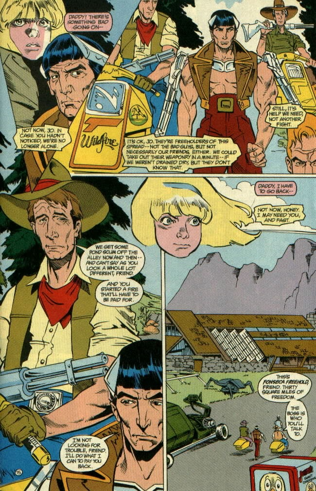 Tailgunner Jo issue 4 - Page 19