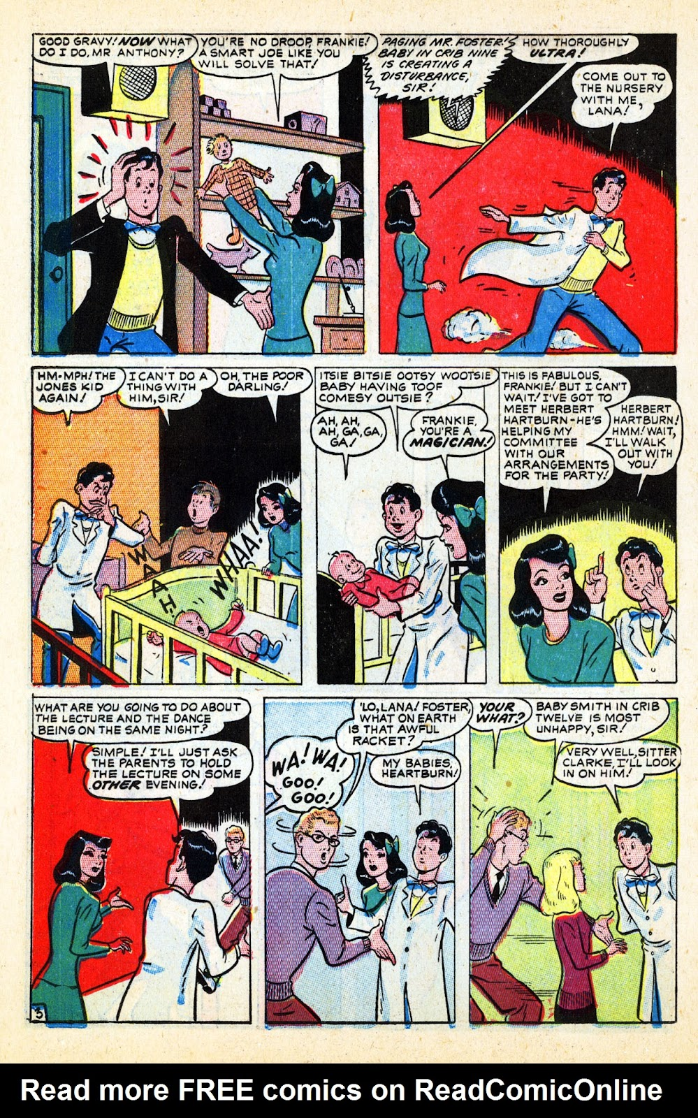 Georgie Comics (1945) issue 17 - Page 38