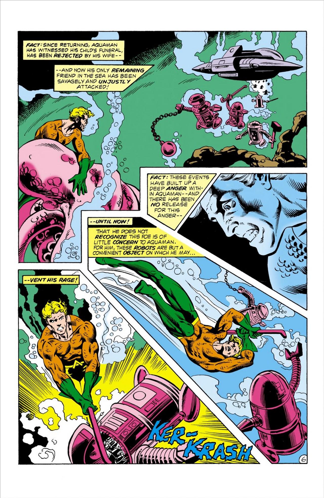 Read online Aquaman (1962) comic -  Issue #62 - 7