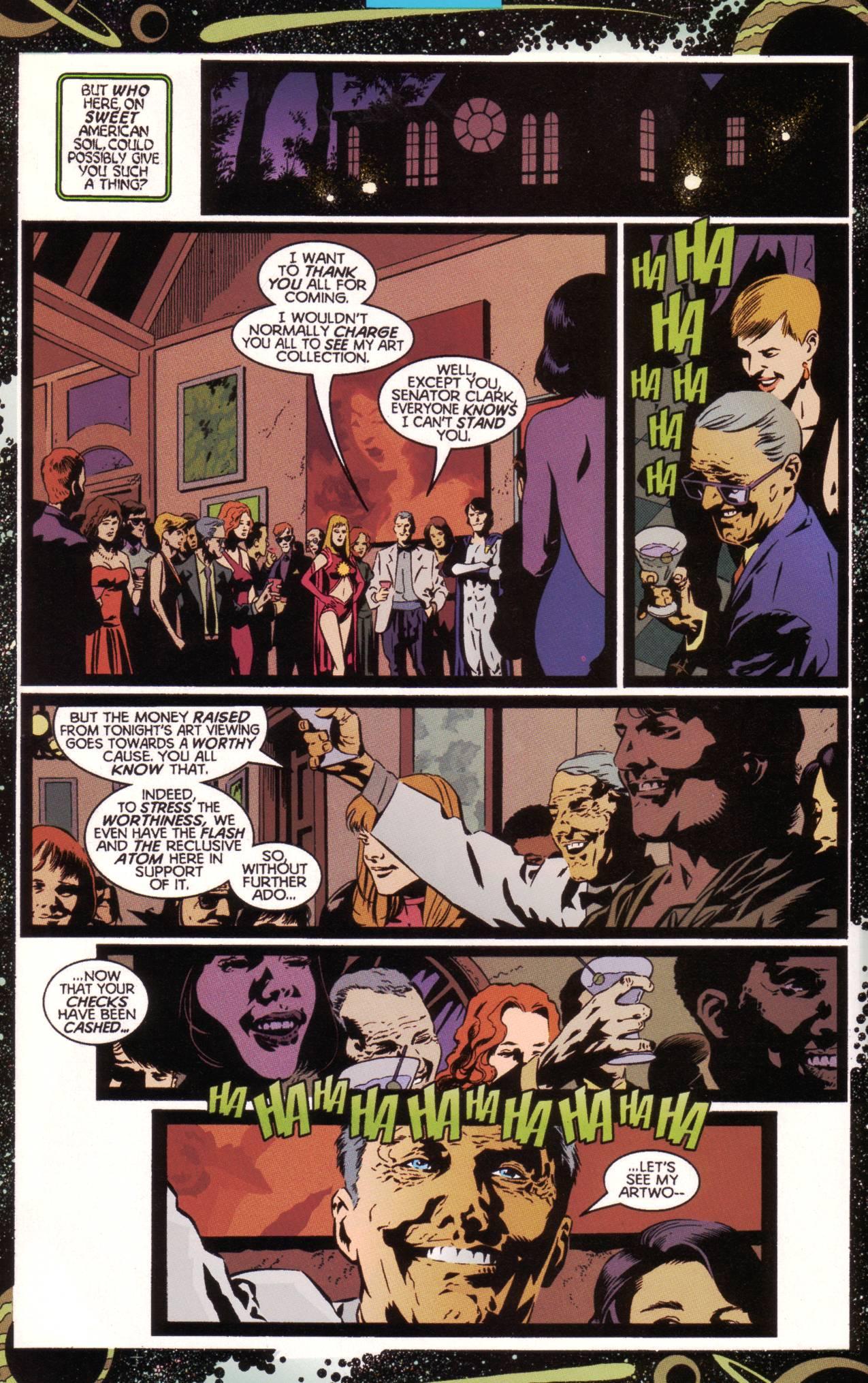 Read online Tangent Comics/ Green Lantern comic -  Issue # Full - 9
