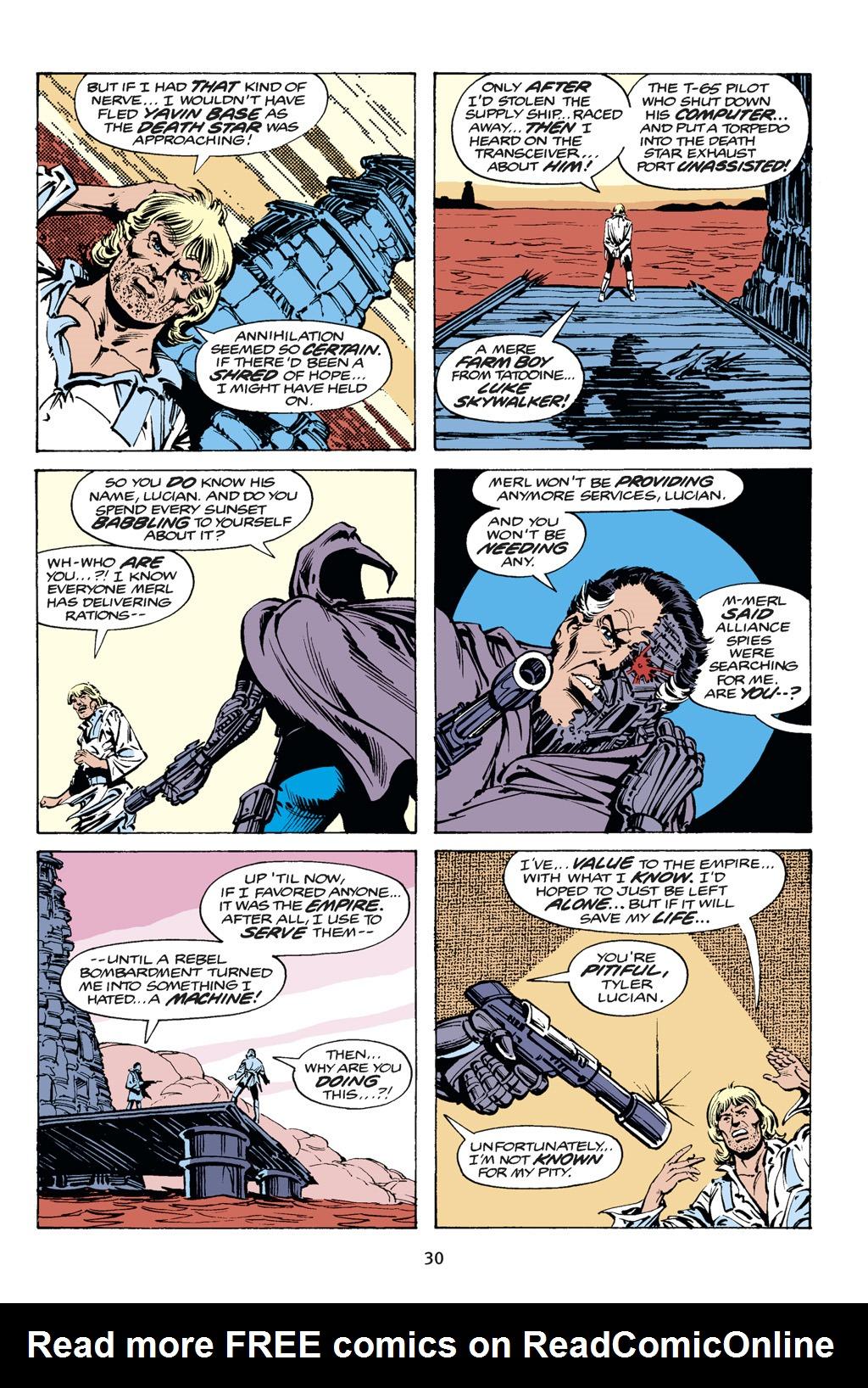Read online Star Wars Omnibus comic -  Issue # Vol. 14 - 31