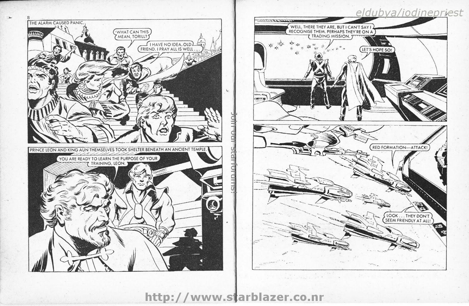 Starblazer issue 33 - Page 6