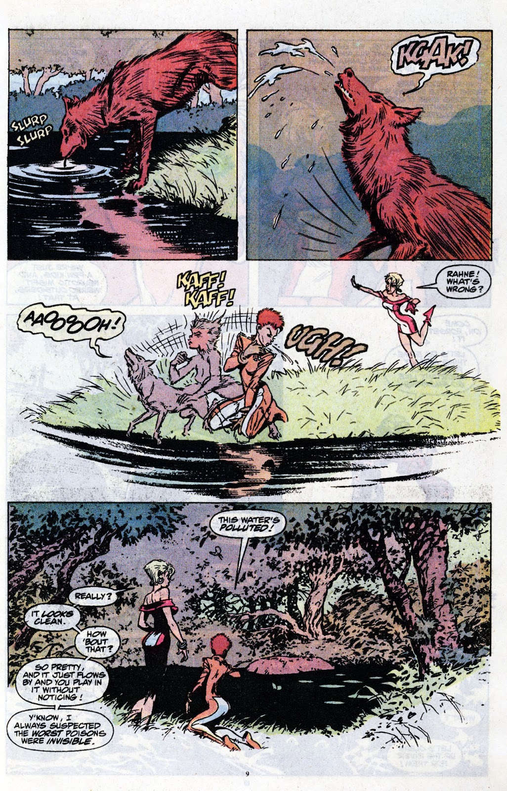 The New Mutants Summer Special issue Full - Page 11