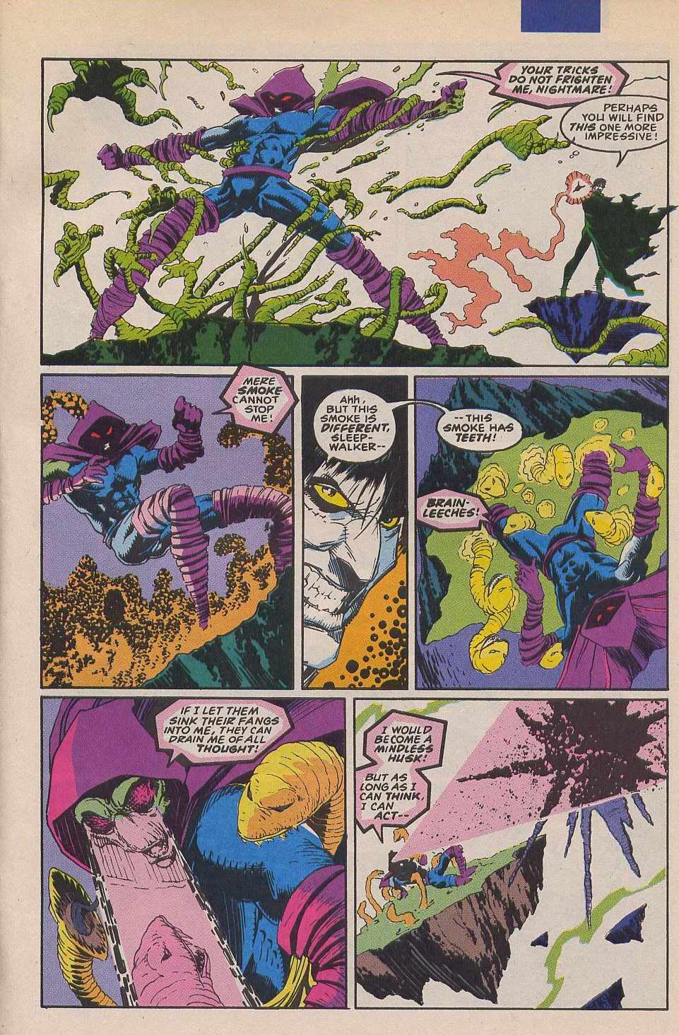Read online Sleepwalker comic -  Issue #12 - 18