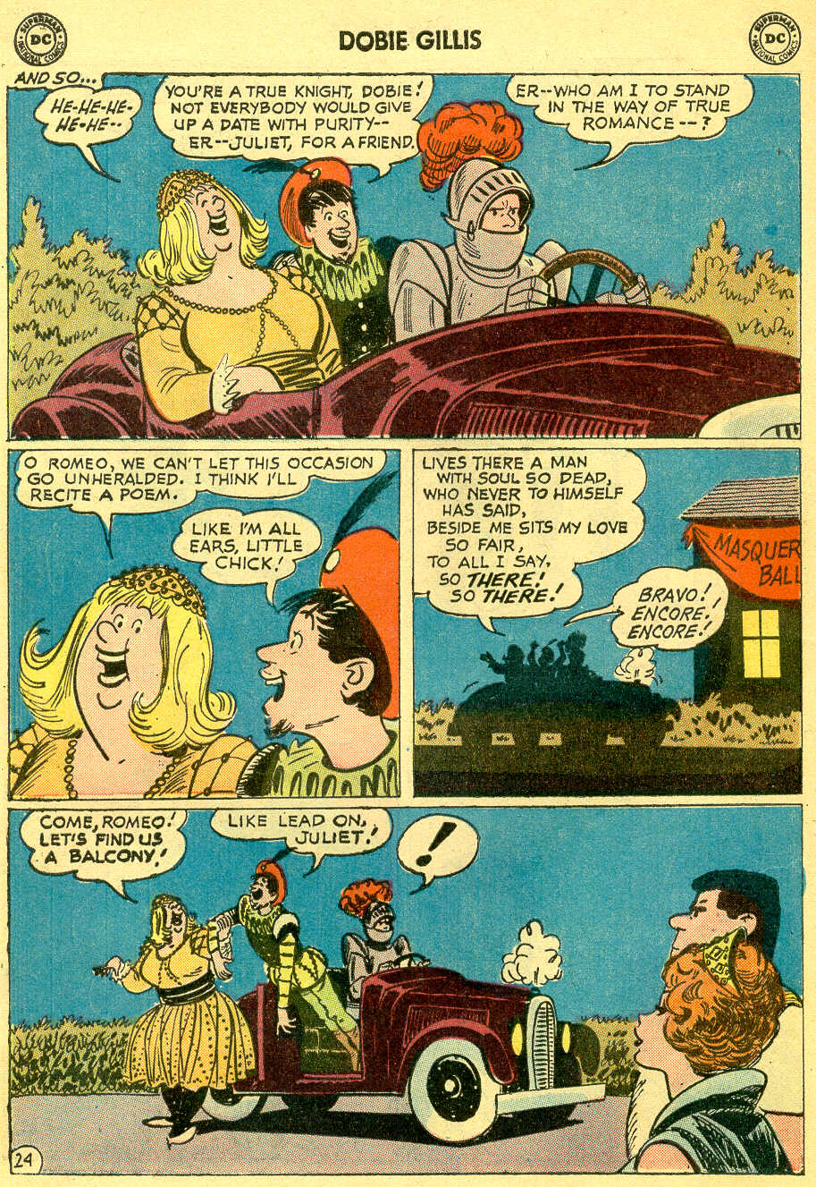 Many Loves of Dobie Gillis issue 4 - Page 30