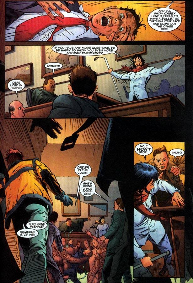 Read online Uncanny X-Men (1963) comic -  Issue # _Annual 2000 - 33