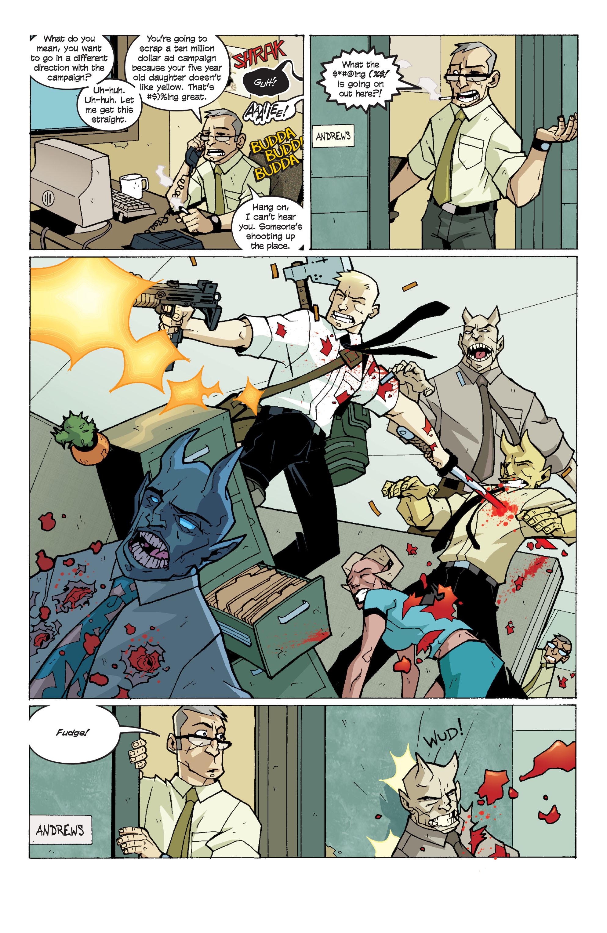 Read online Killer Of Demons comic -  Issue #3 - 11
