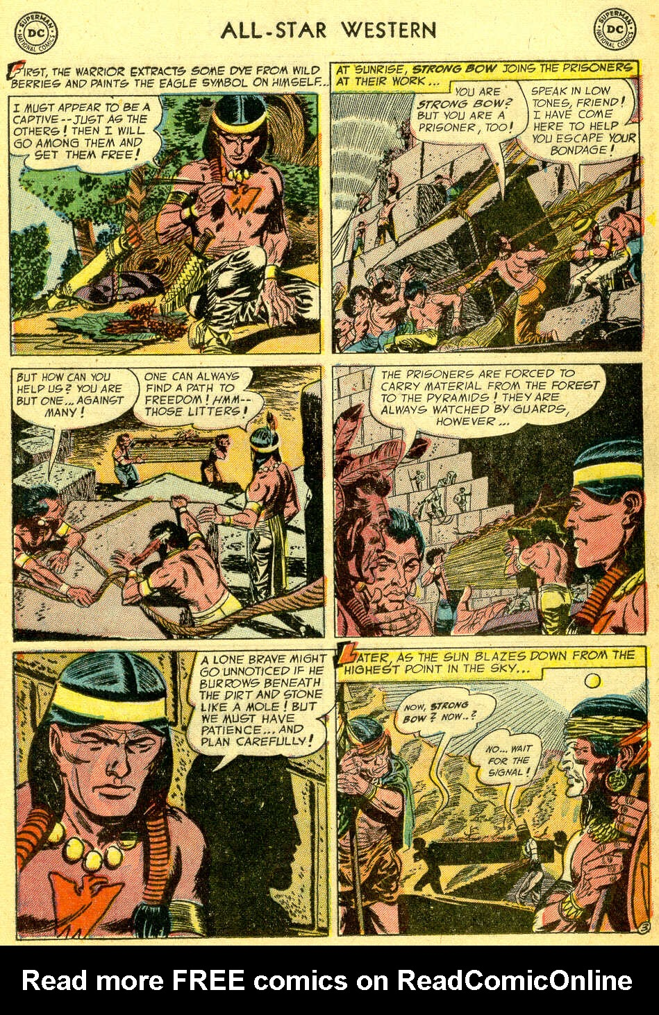 Read online All-Star Western (1951) comic -  Issue #75 - 13