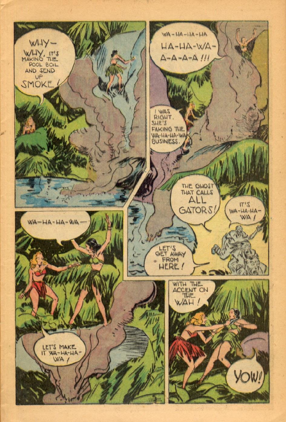 Read online Super-Magician Comics comic -  Issue #45 - 11