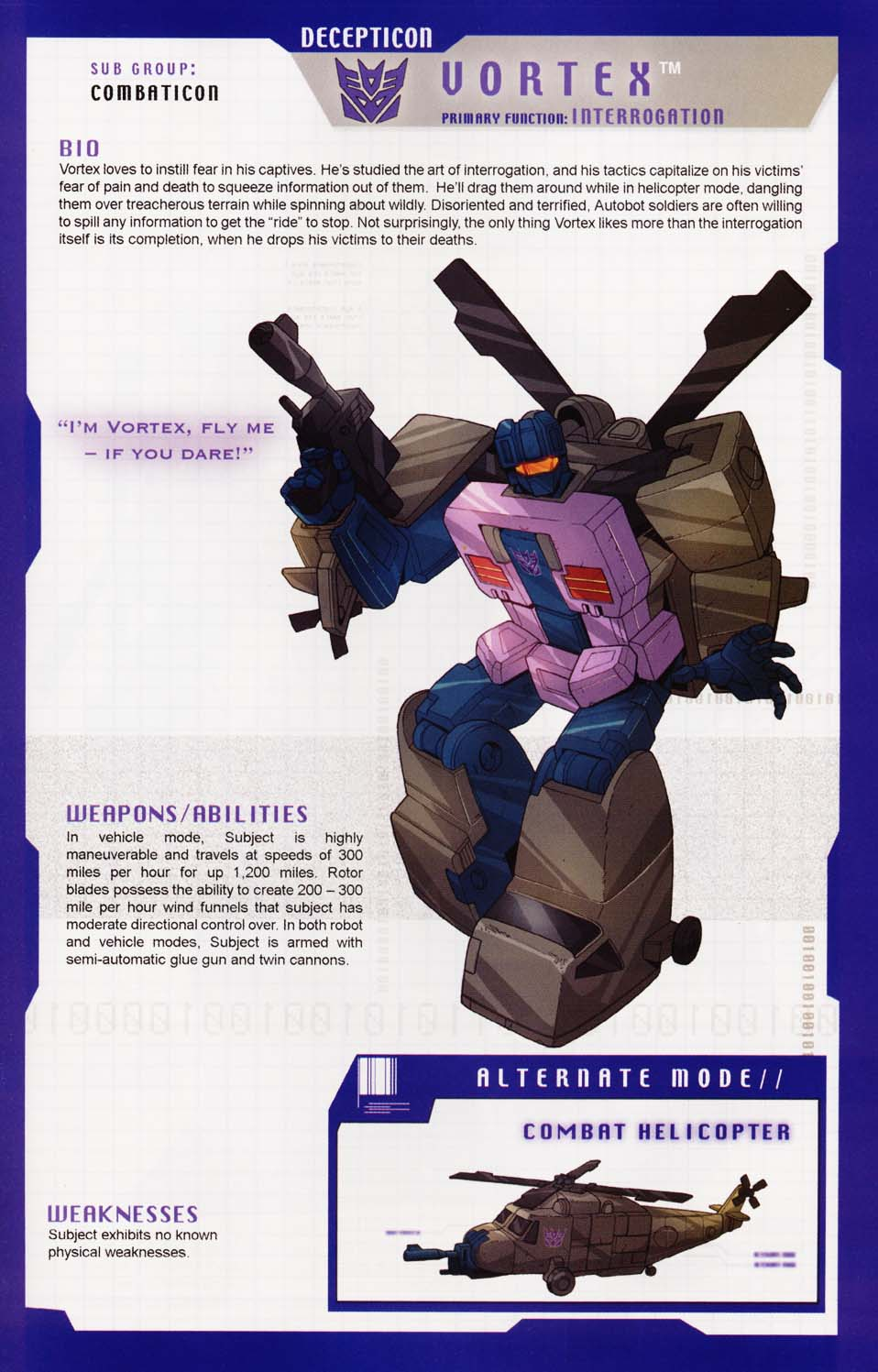 Read online Transformers: More than Meets the Eye comic -  Issue #1 - 65