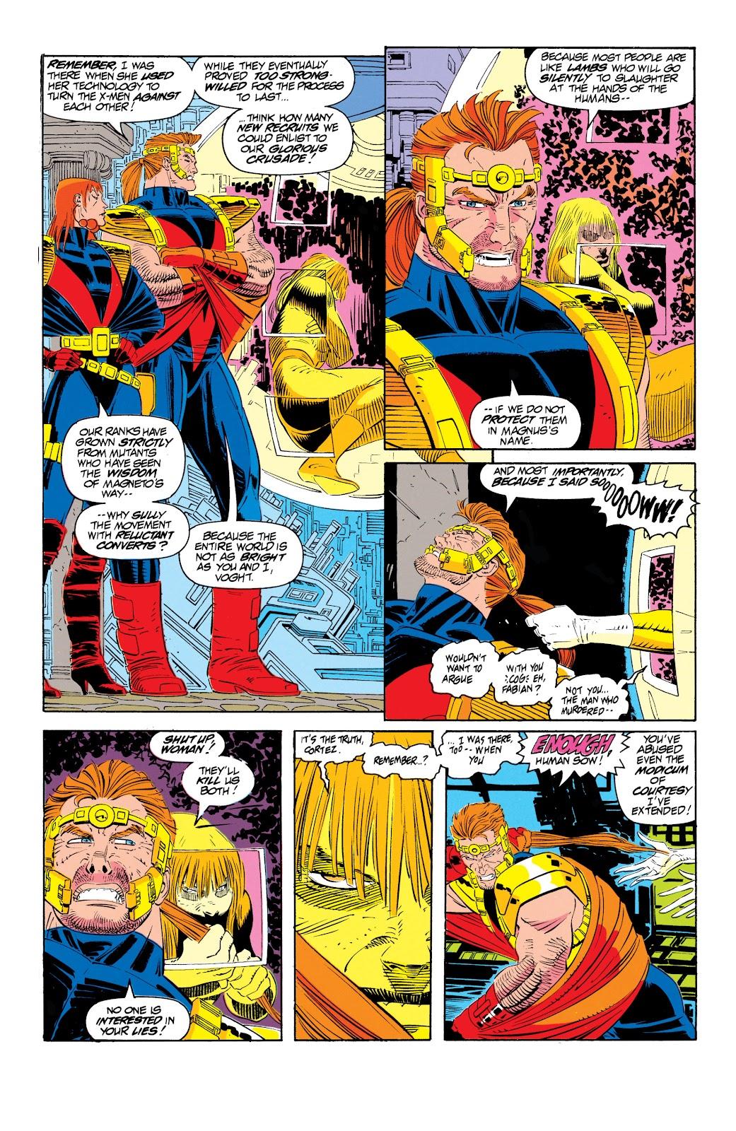 Uncanny X-Men (1963) issue 300 - Page 18