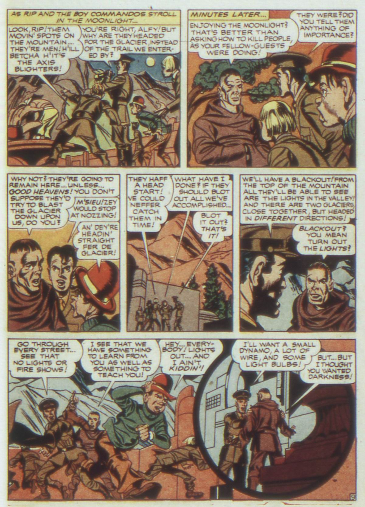 Read online Detective Comics (1937) comic -  Issue #77 - 55