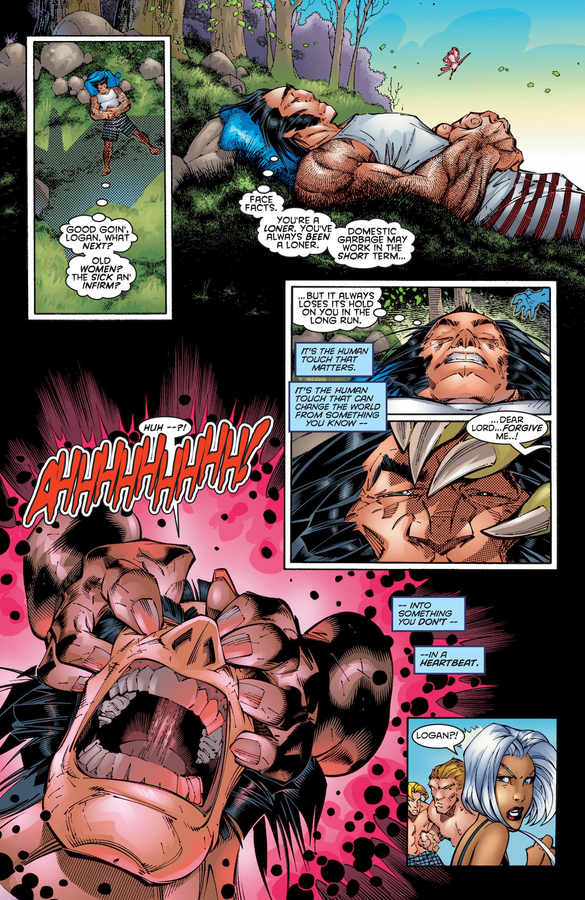 Read online Uncanny X-Men (1963) comic -  Issue #353 - 21