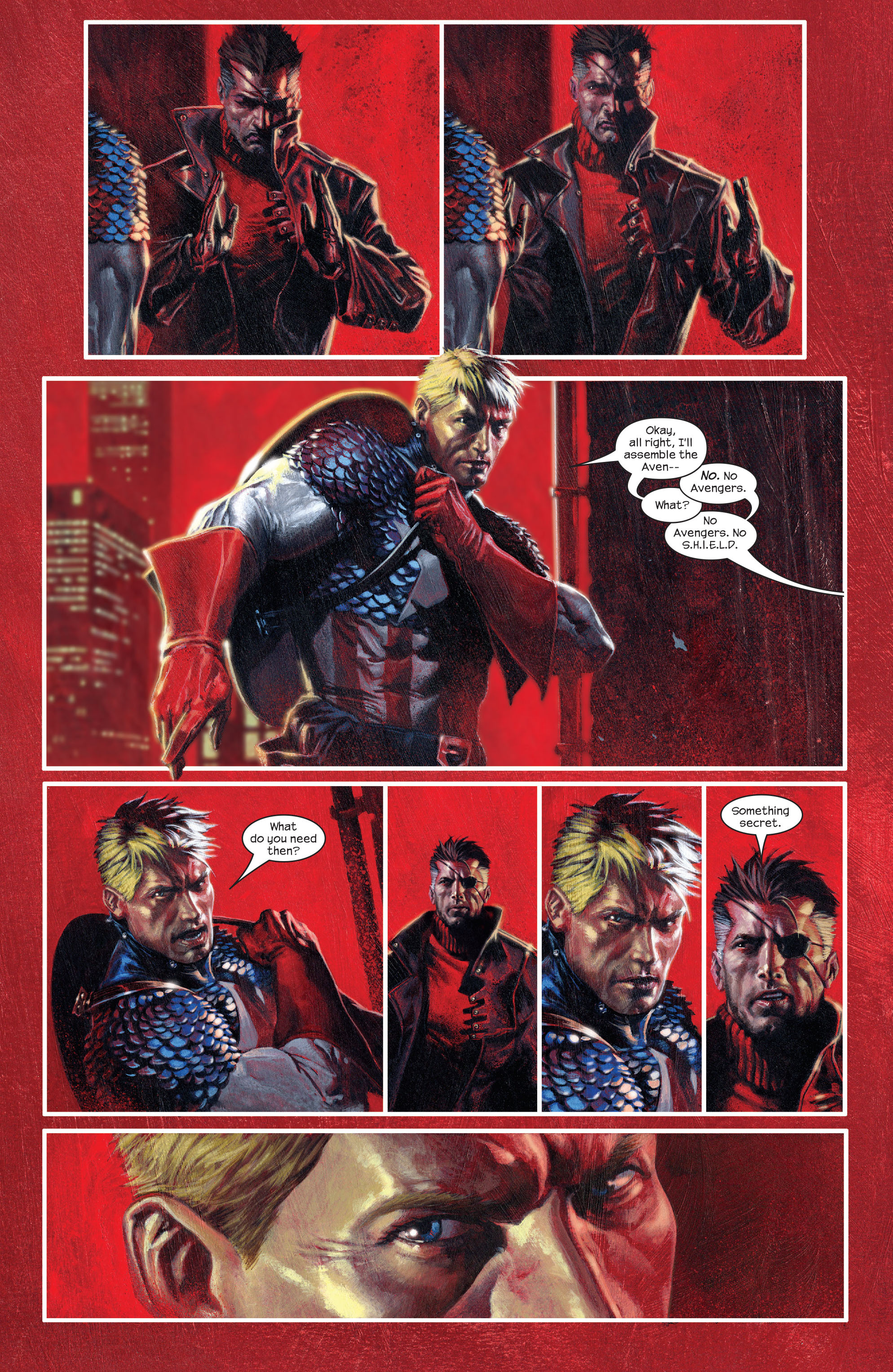 Read online Secret War comic -  Issue # Full - 32