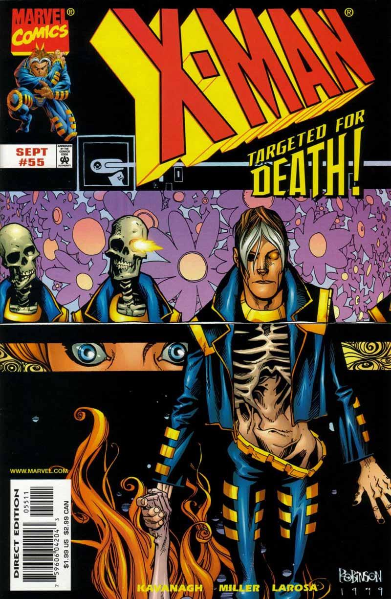 X-Man 55 Page 1