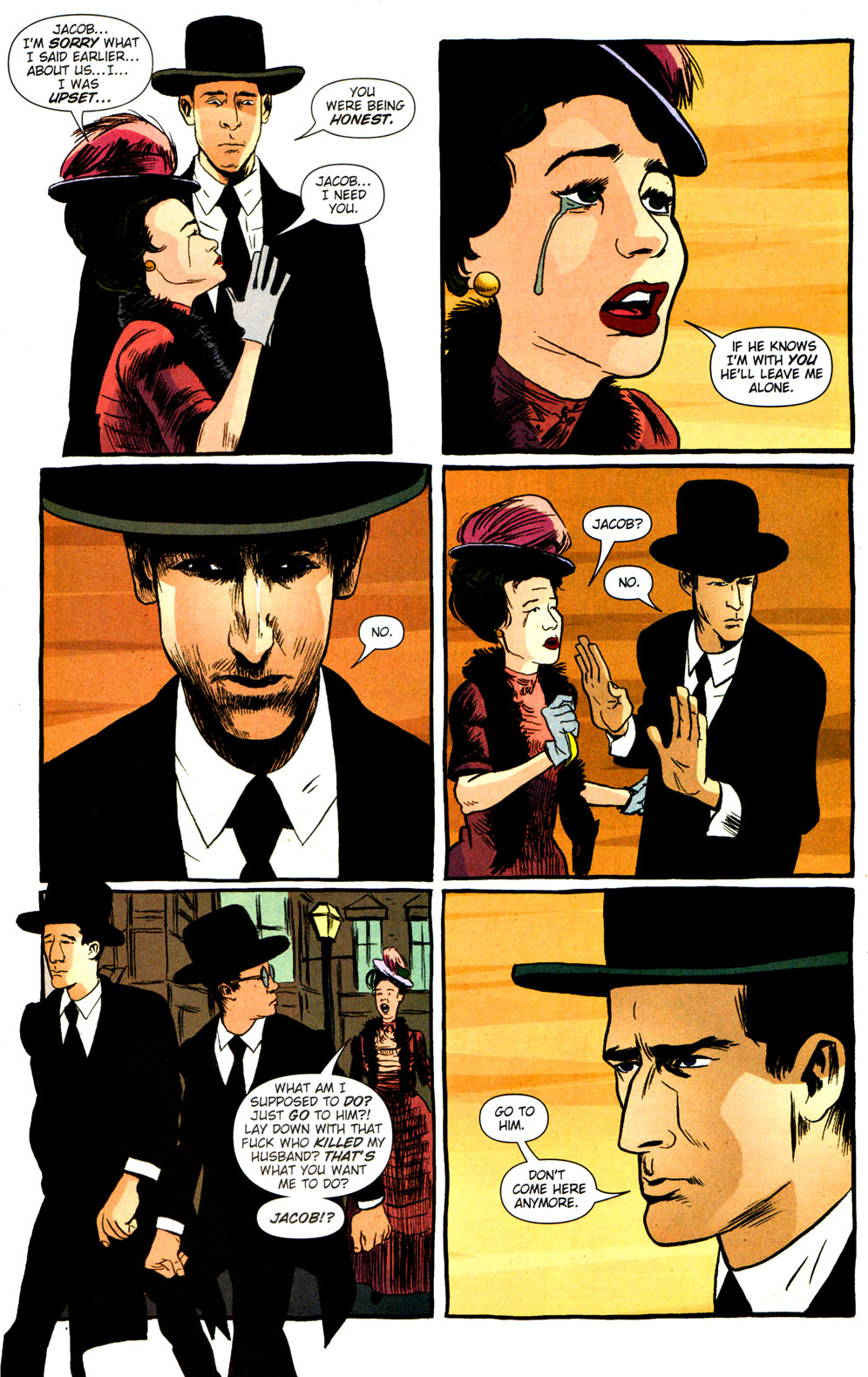 Read online Caper comic -  Issue #2 - 18