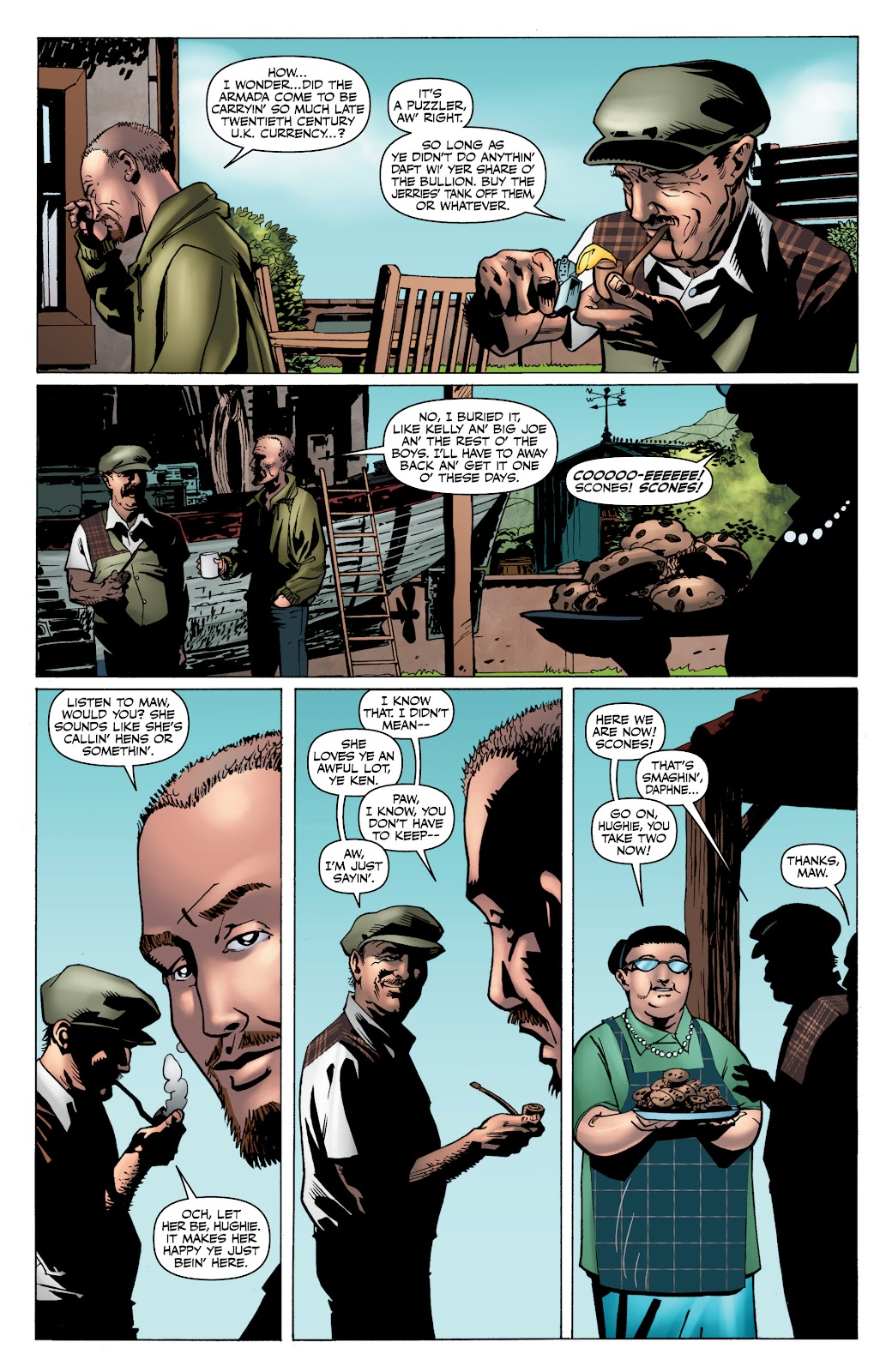 Read online The Boys Omnibus comic -  Issue # TPB 4 (Part 3) - 71