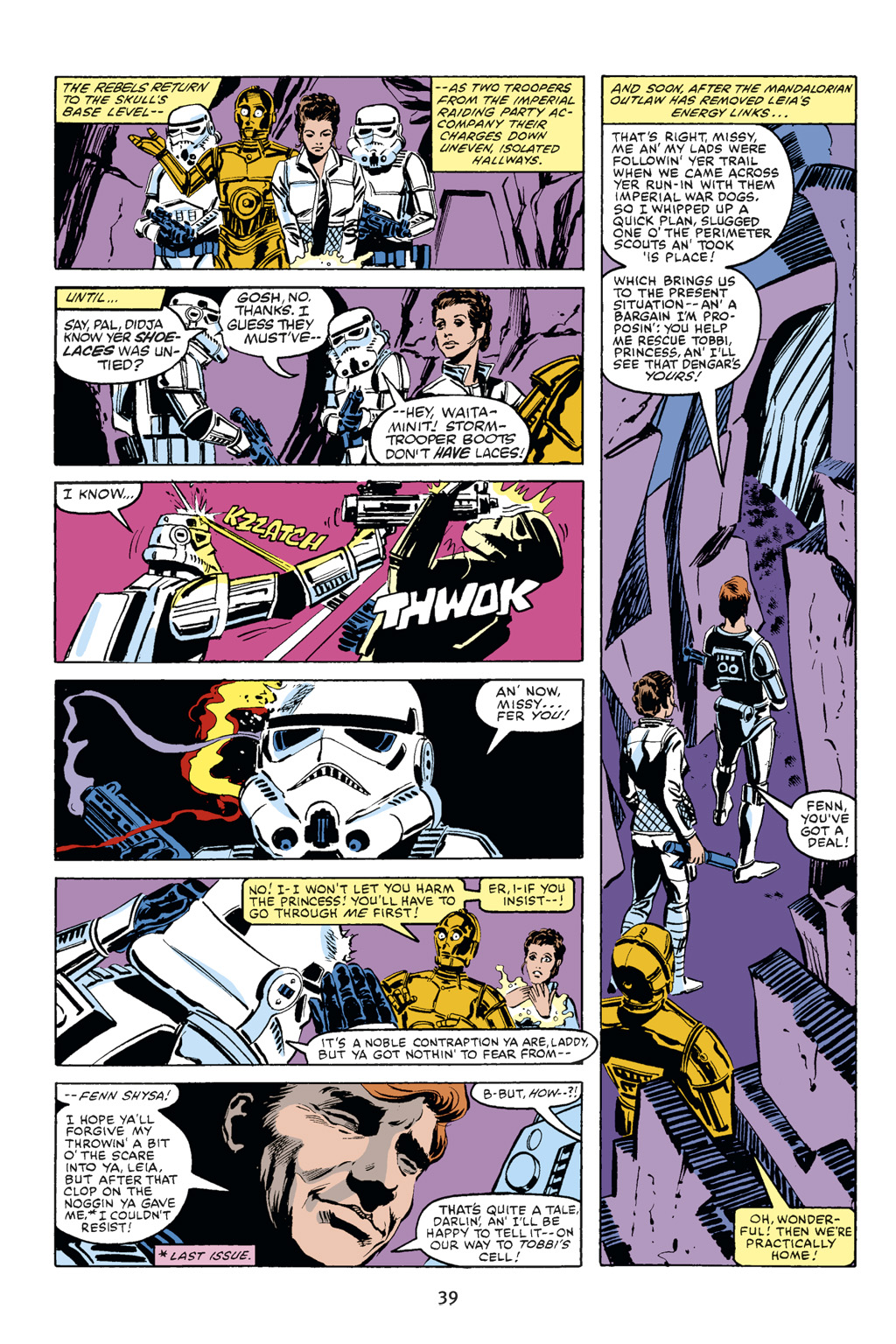 Read online Star Wars Omnibus comic -  Issue # Vol. 18 - 33