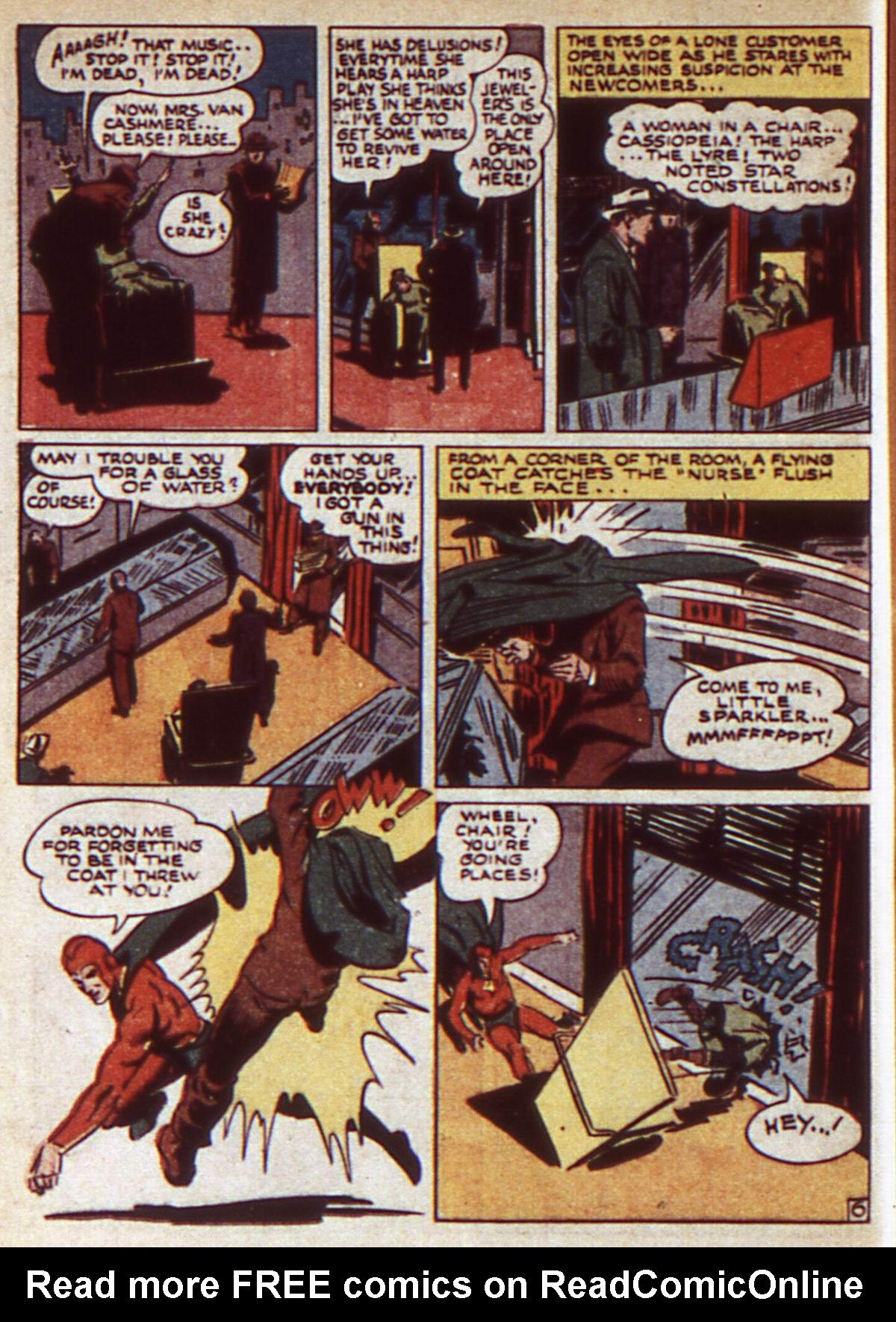 Read online Adventure Comics (1938) comic -  Issue #85 - 20