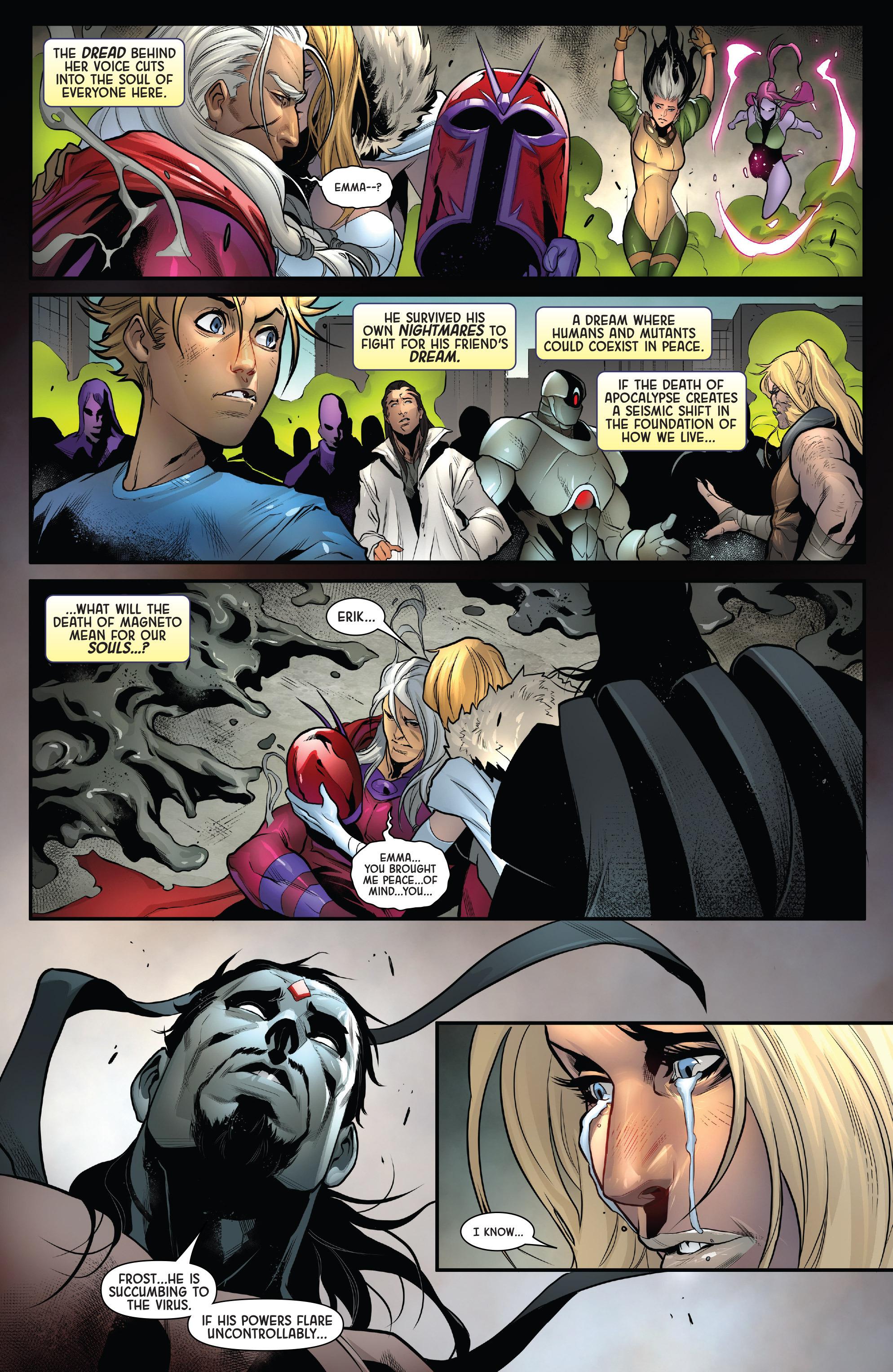 Read online Age of Apocalypse (2015) comic -  Issue #4 - 17