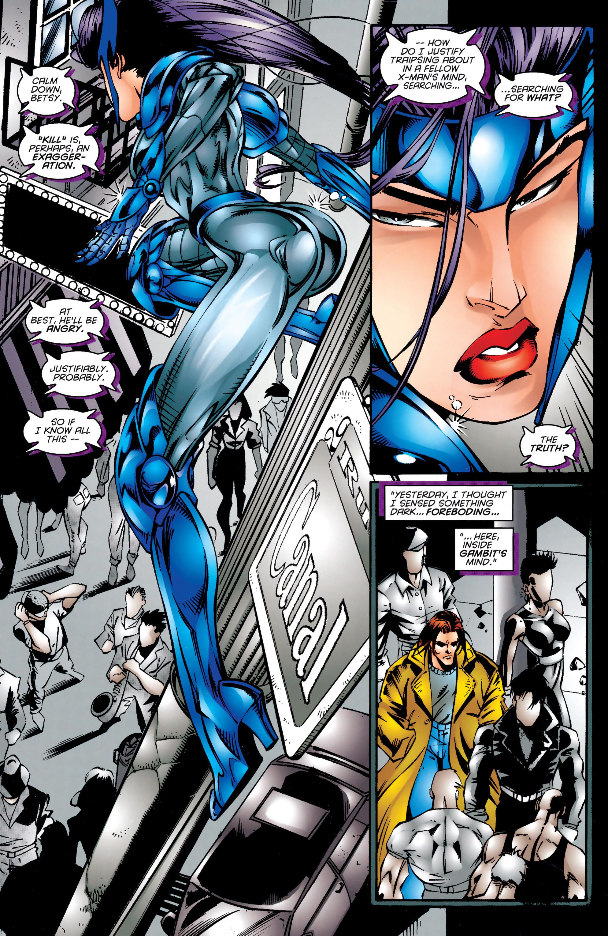 Read online Uncanny X-Men (1963) comic -  Issue #324 - 3