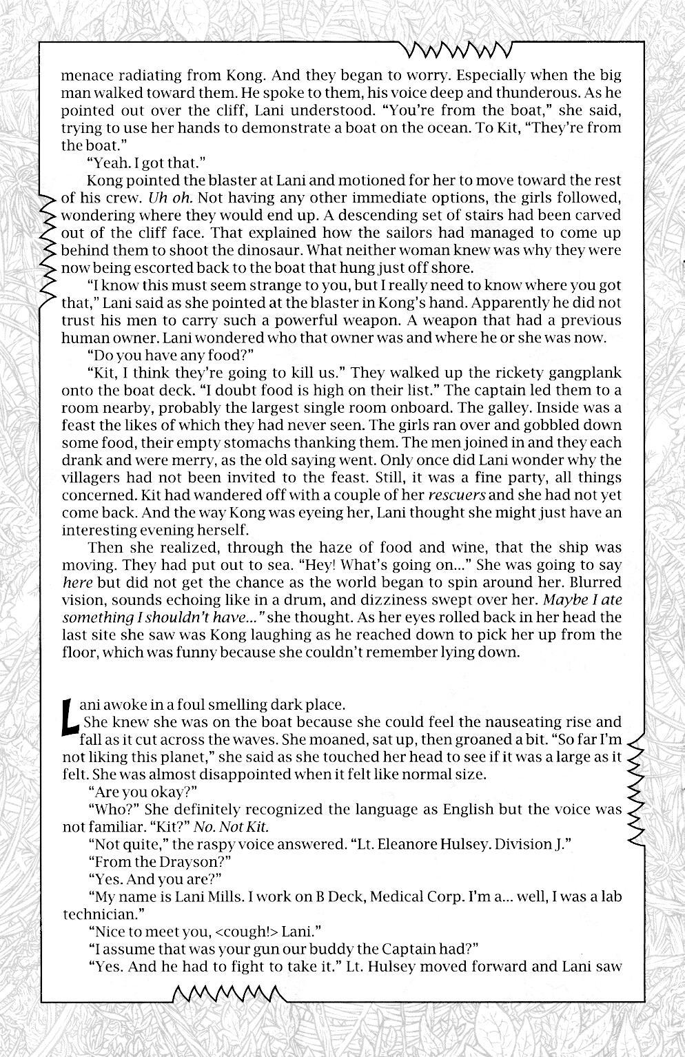 Read online Jungle Fantasy (2002) comic -  Issue #1 - 22