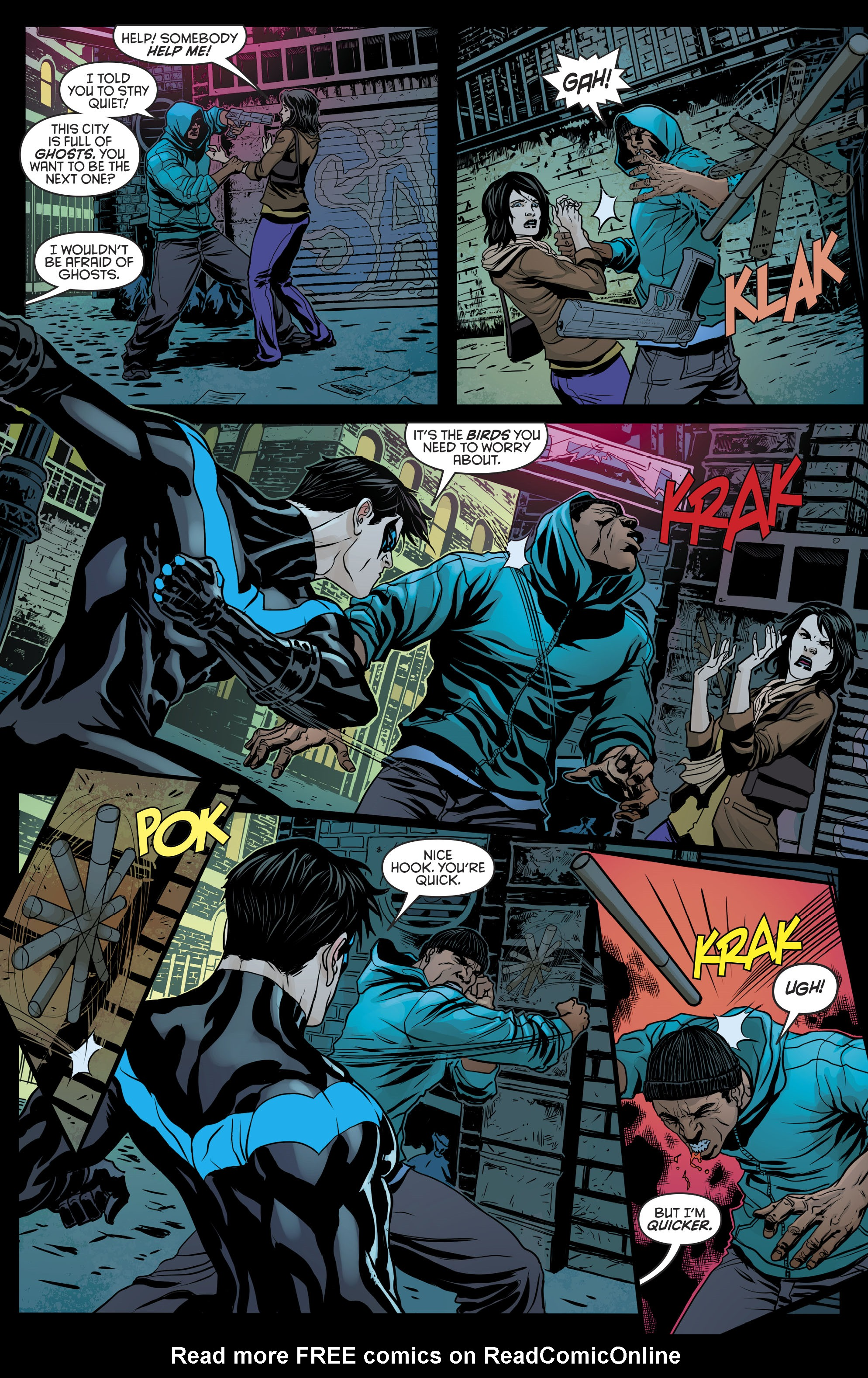 Read online Nightwing (2016) comic -  Issue #21 - 4
