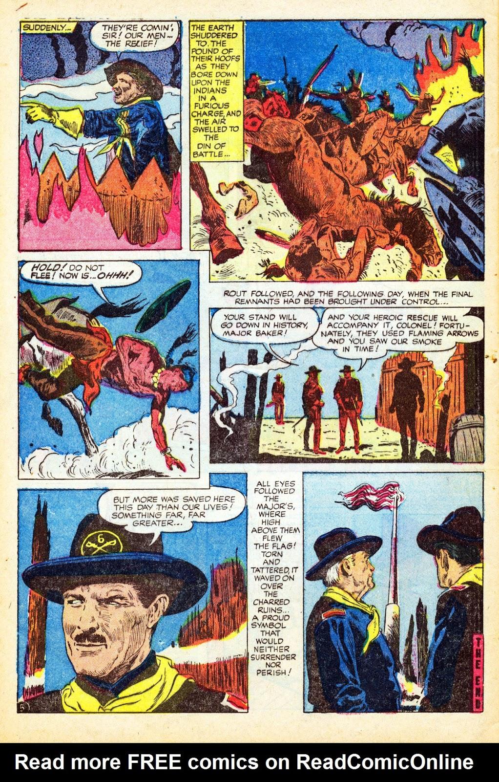 Gunsmoke Western issue 37 - Page 32