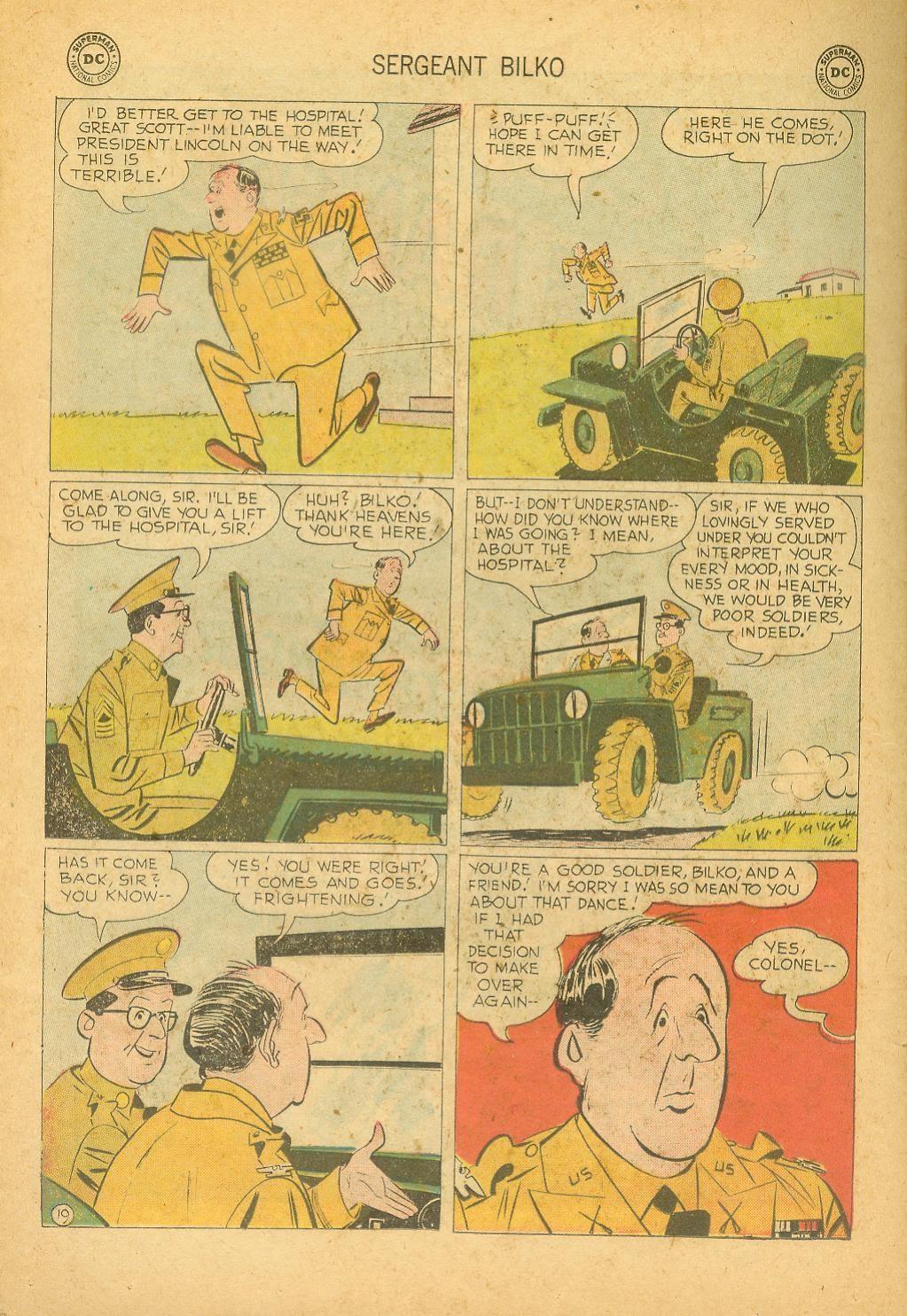 Sergeant Bilko issue 8 - Page 26
