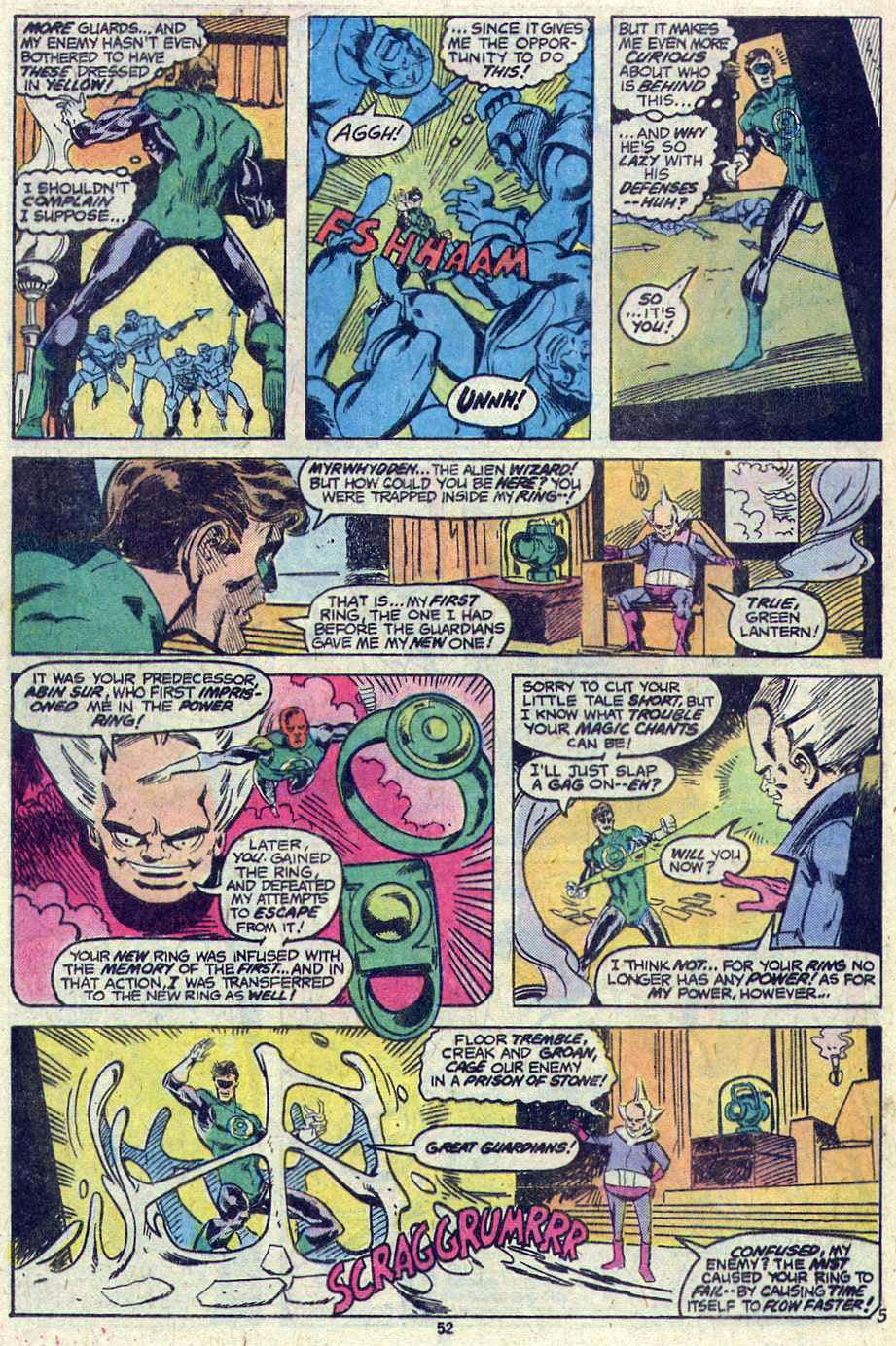 Read online Adventure Comics (1938) comic -  Issue #460 - 52